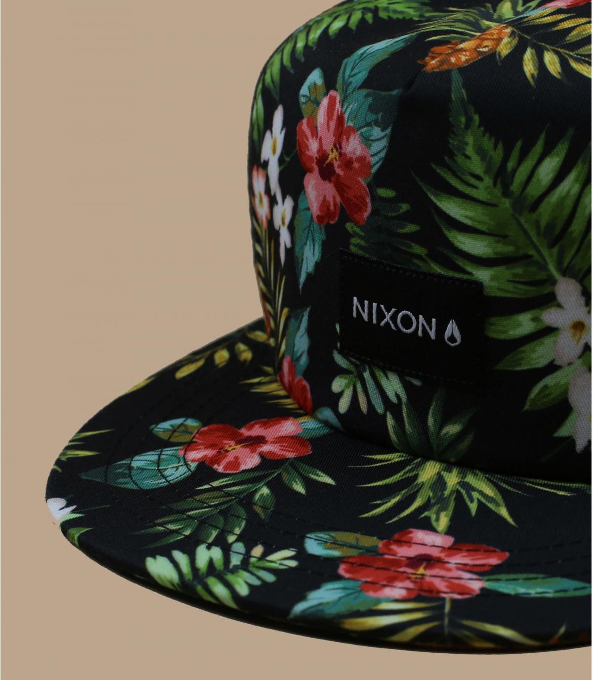 Cap Blumen Nixon