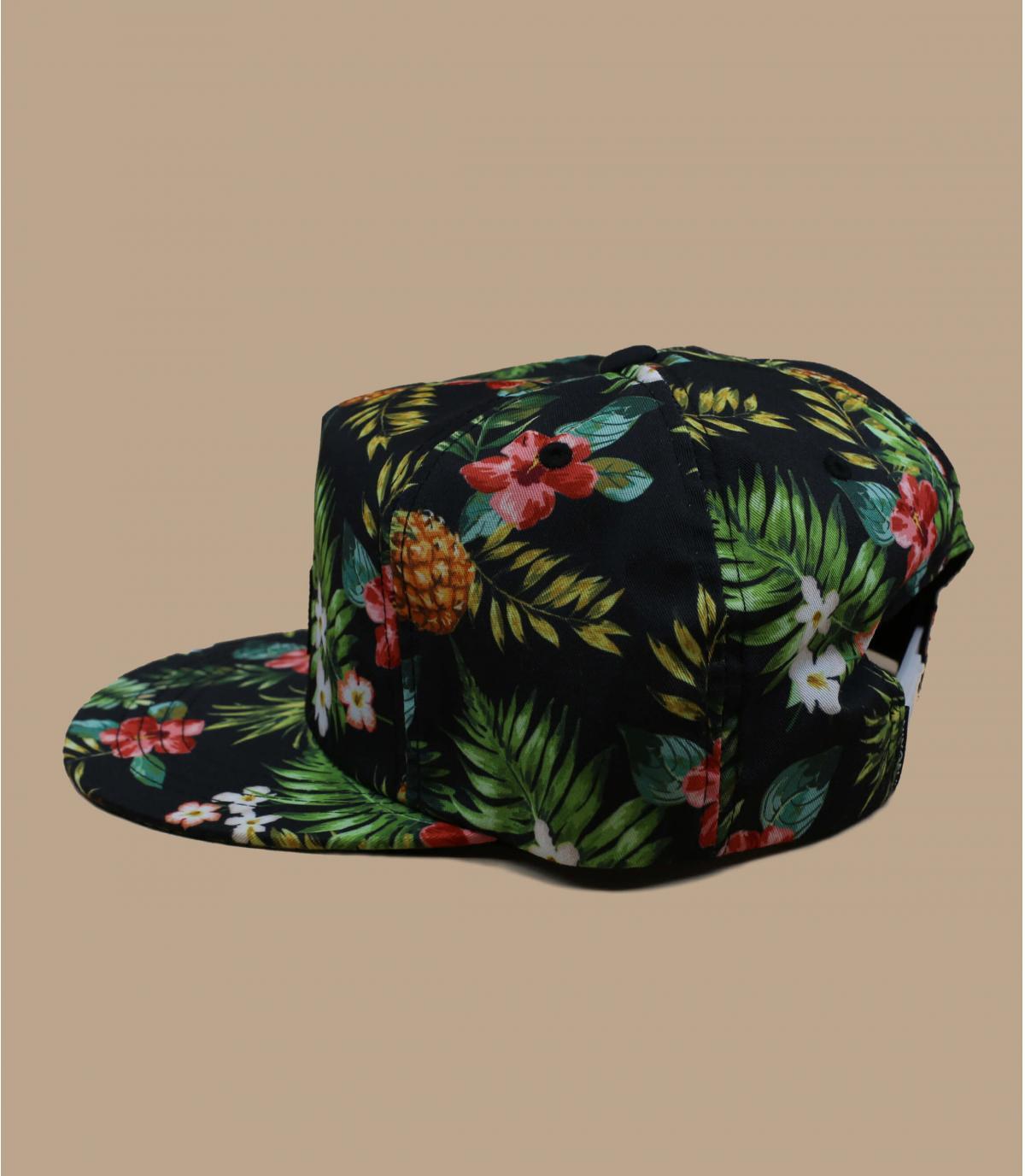 Details Tropics Snapback black - Abbildung 3