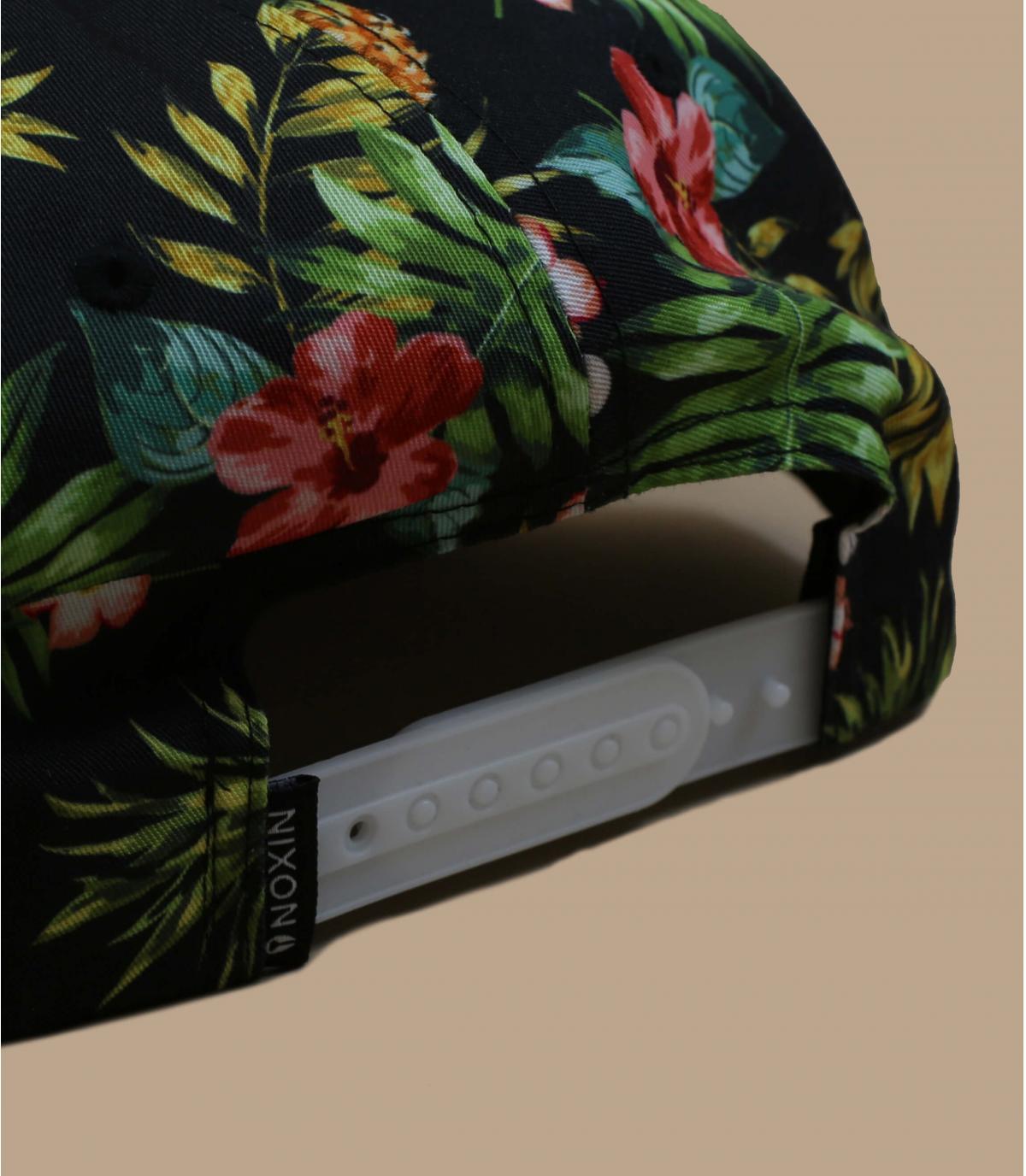Details Tropics Snapback black - Abbildung 4