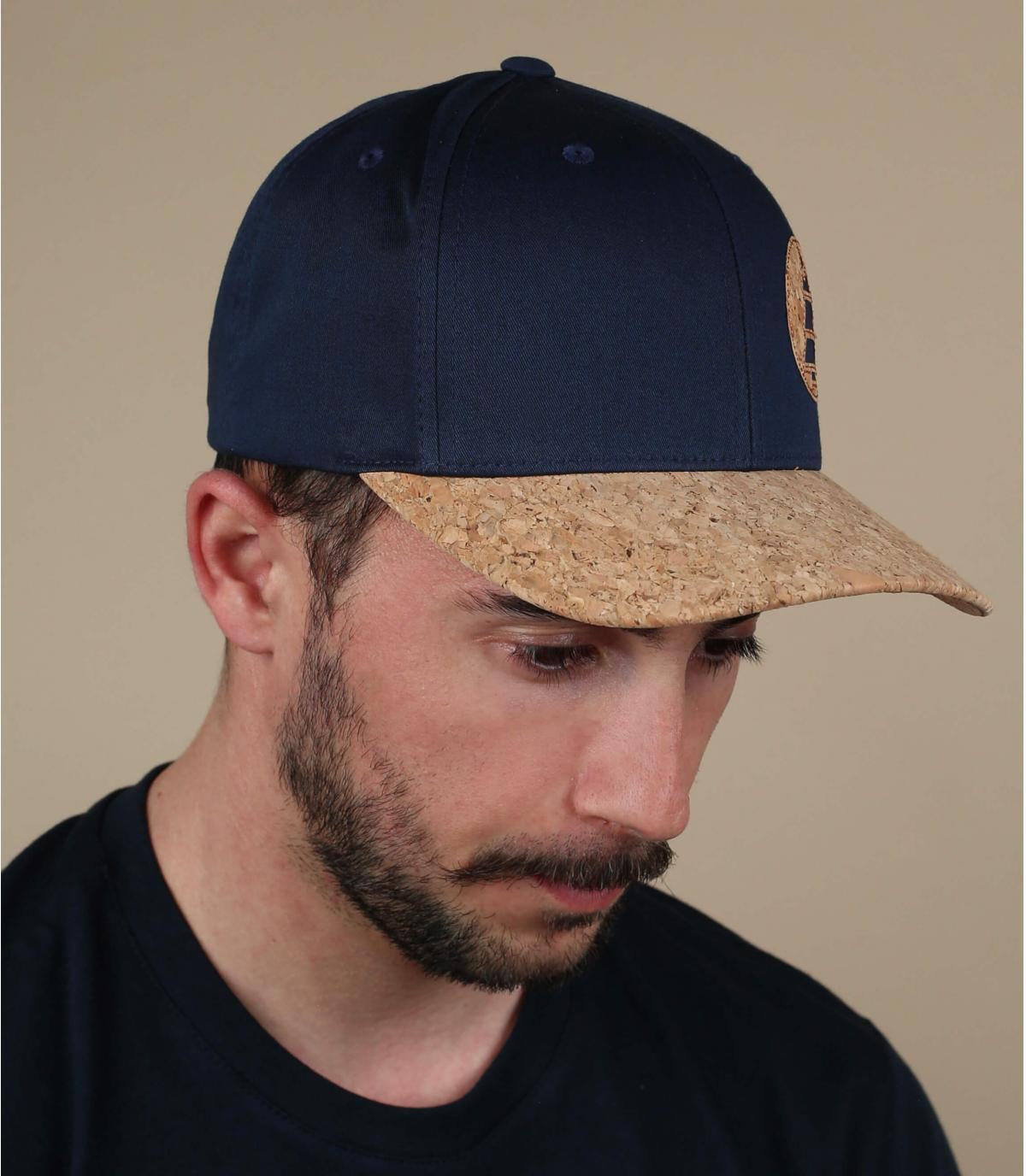Blaue Cap Picture