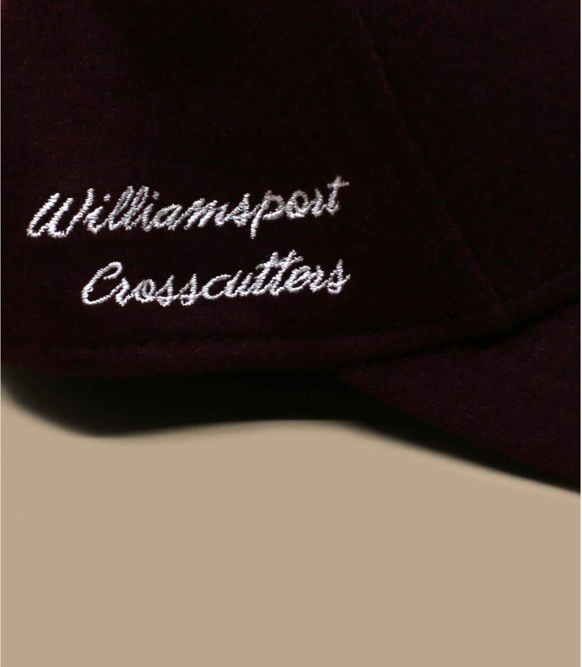 Details Minor League 950 Crosscutters burgundy - Abbildung 3