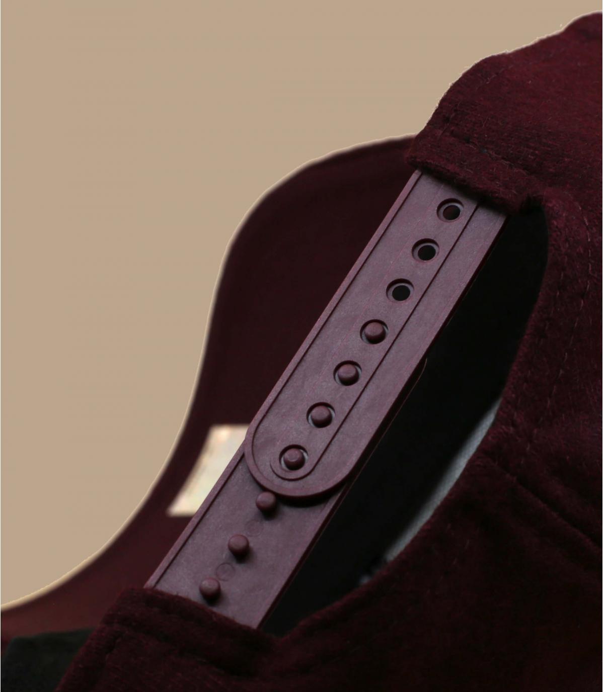 Details Minor League 950 Crosscutters burgundy - Abbildung 4