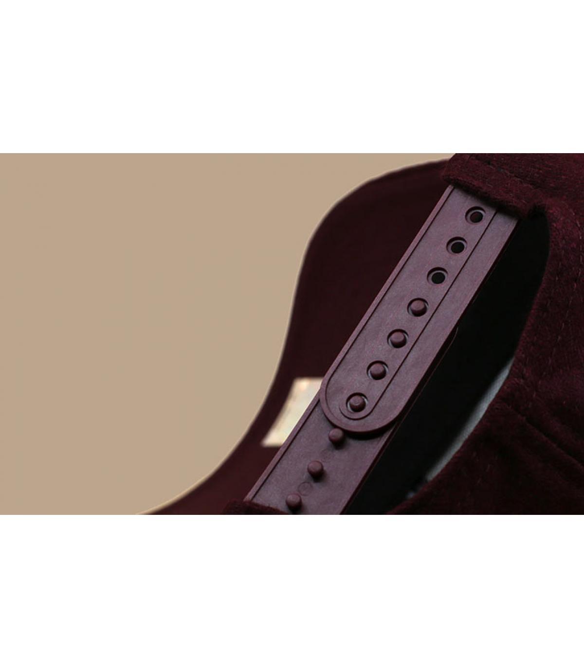 Details Minor League 950 Crosscutters burgundy - Abbildung 5