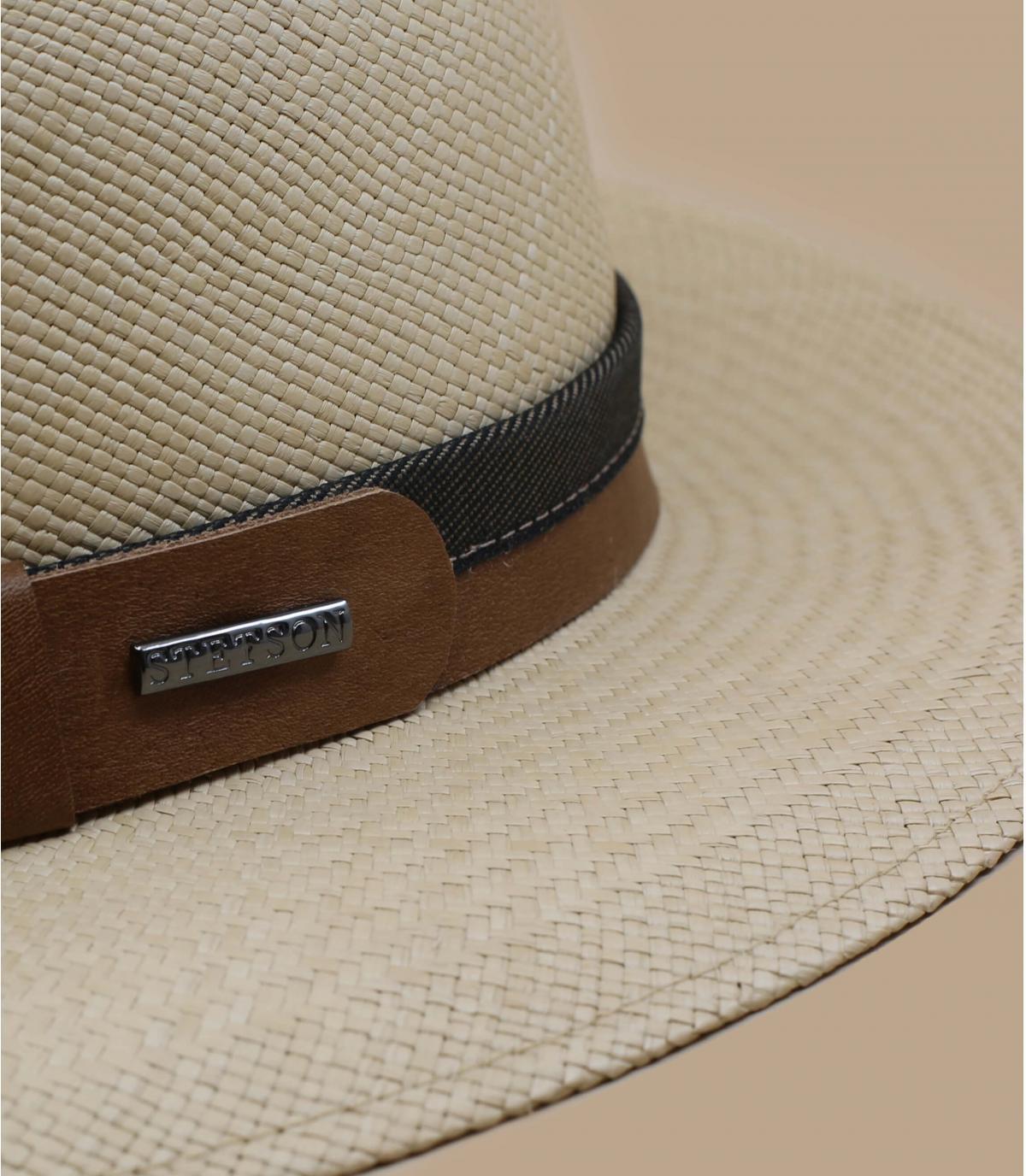 Panama Stetson beige