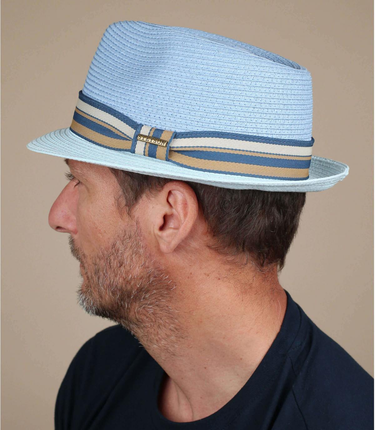 Trilby blau Stetson