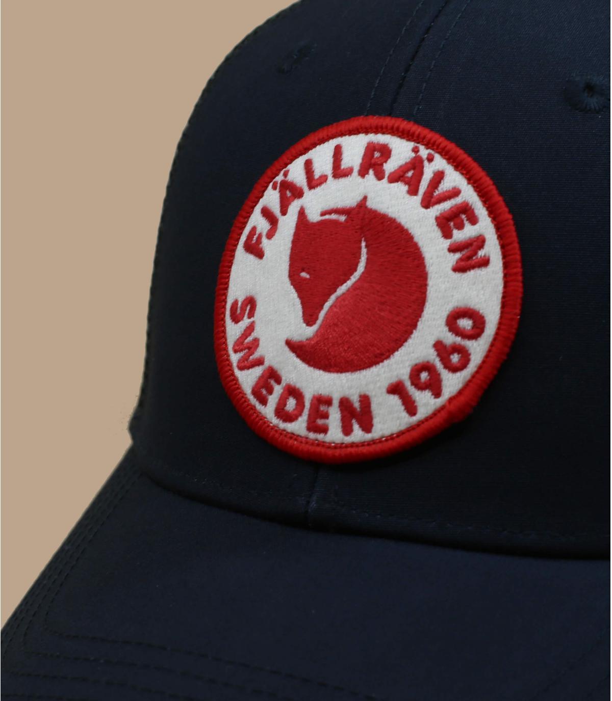Cap FjällRäven marineblau