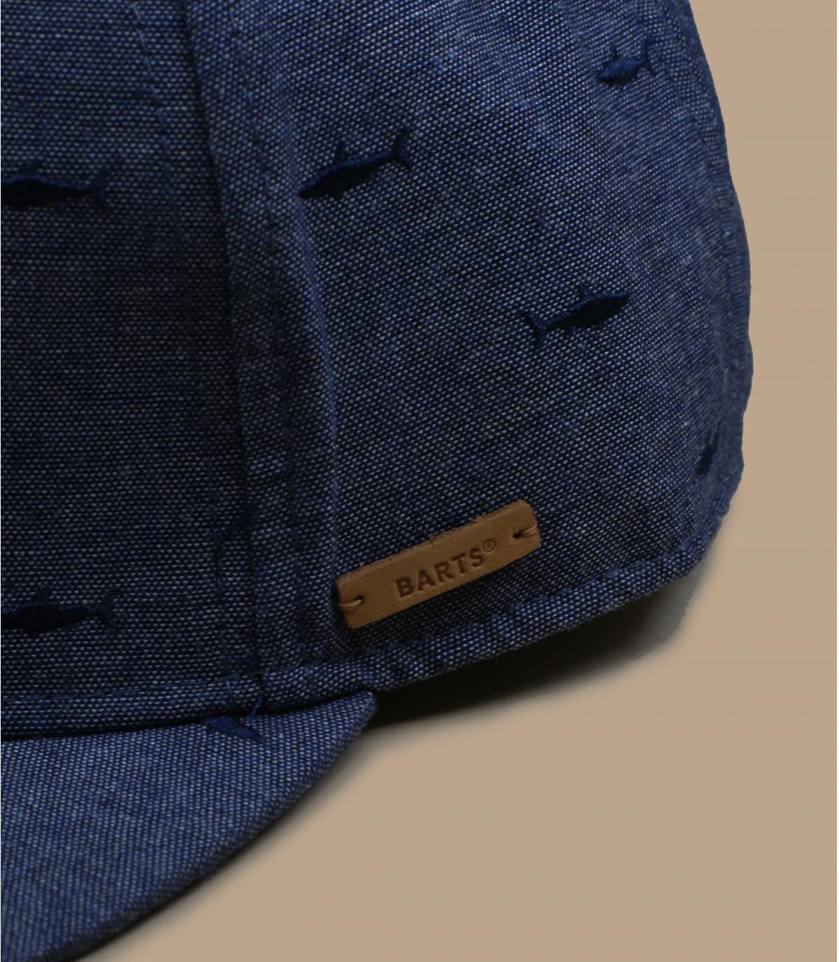 Details Kids Pauk Shark navy - Abbildung 2