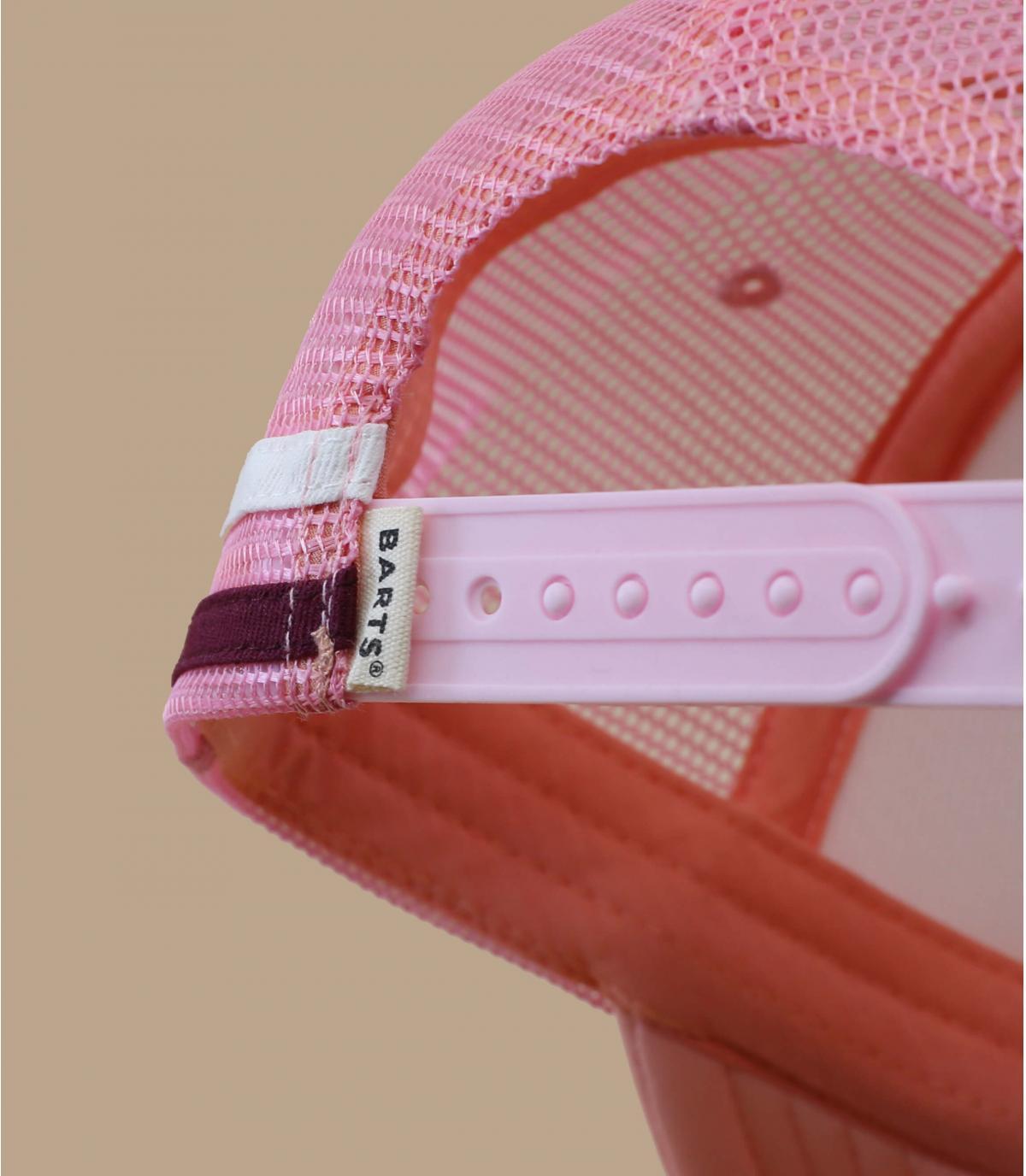 Details Kids Club Trucker pink - Abbildung 3