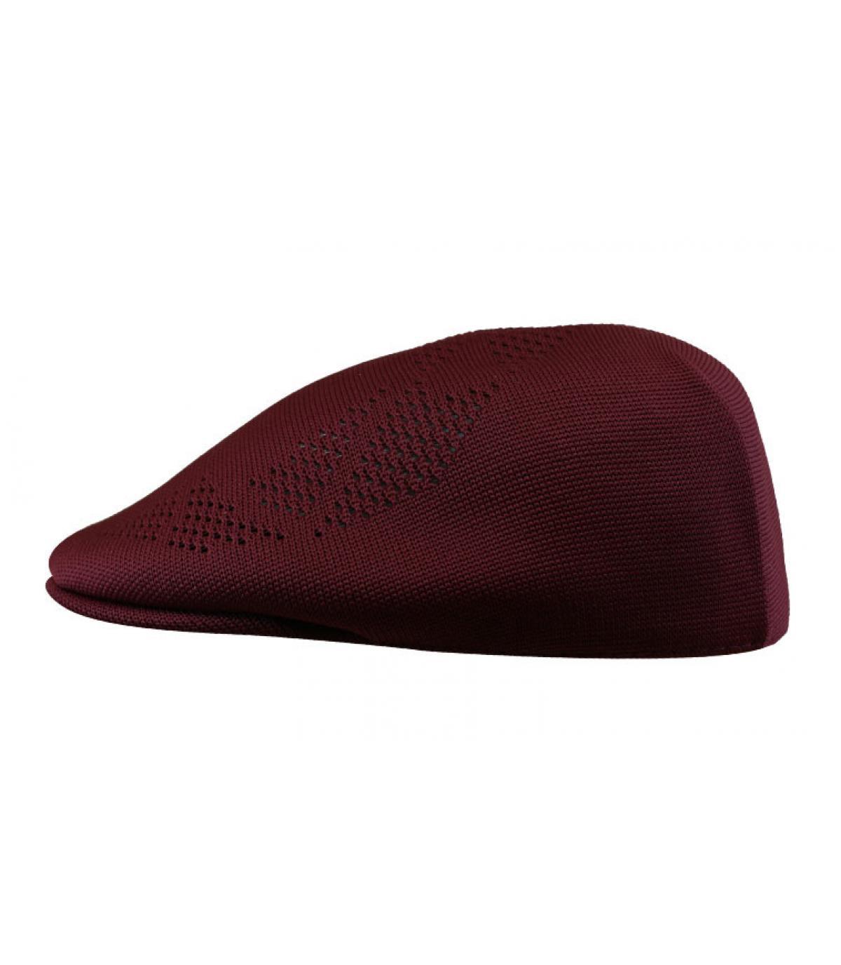 Flatcap bordeaux Kangol