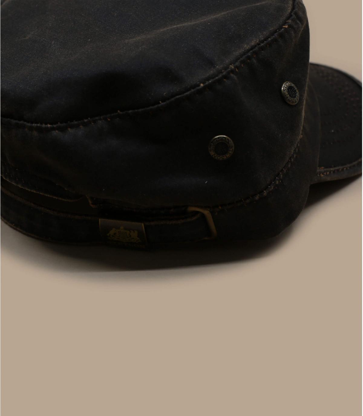 Details Cap Datto braun  - Abbildung 3
