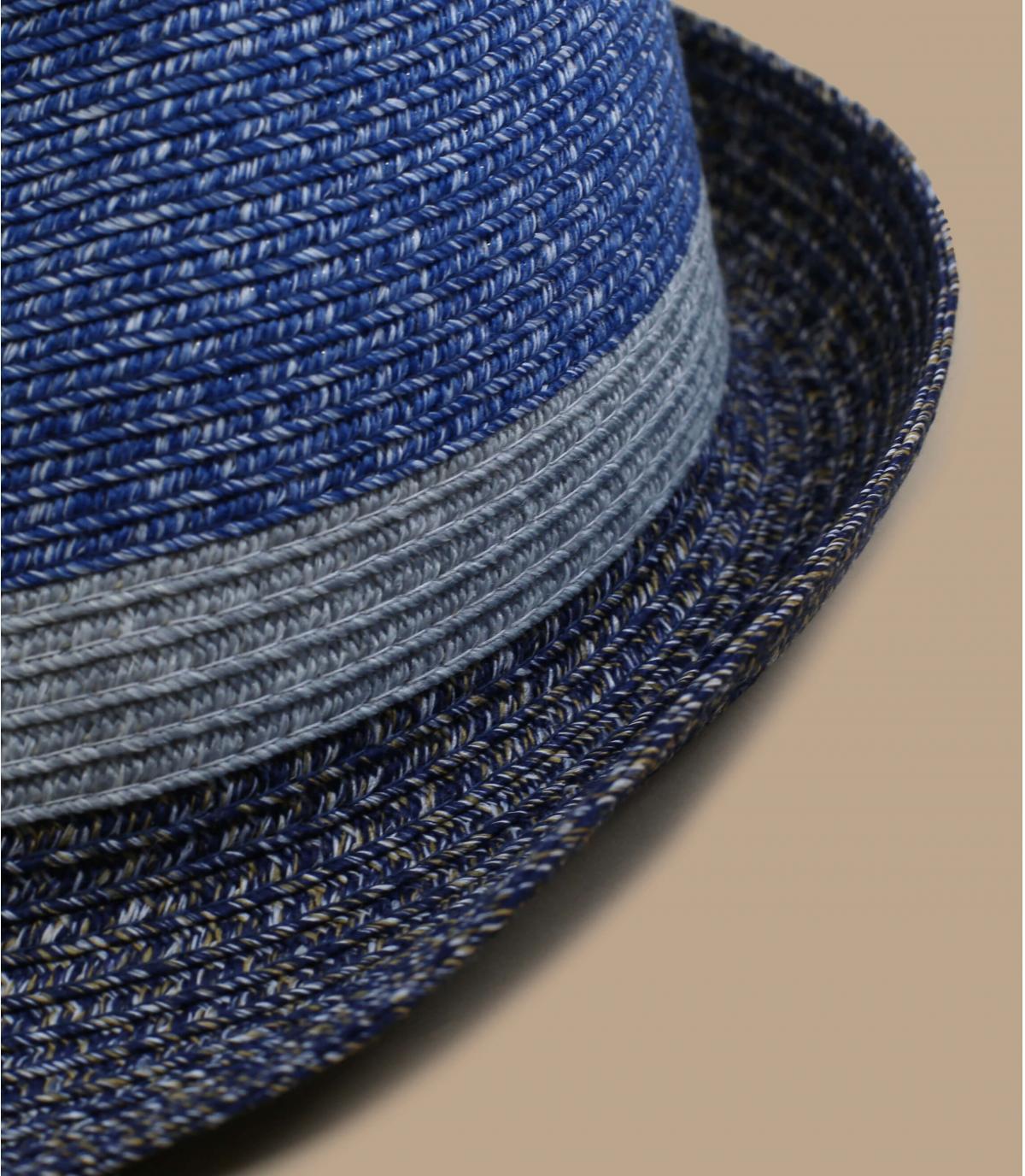 Details Trilby  stripe design jeans blue swallow blue - Abbildung 2