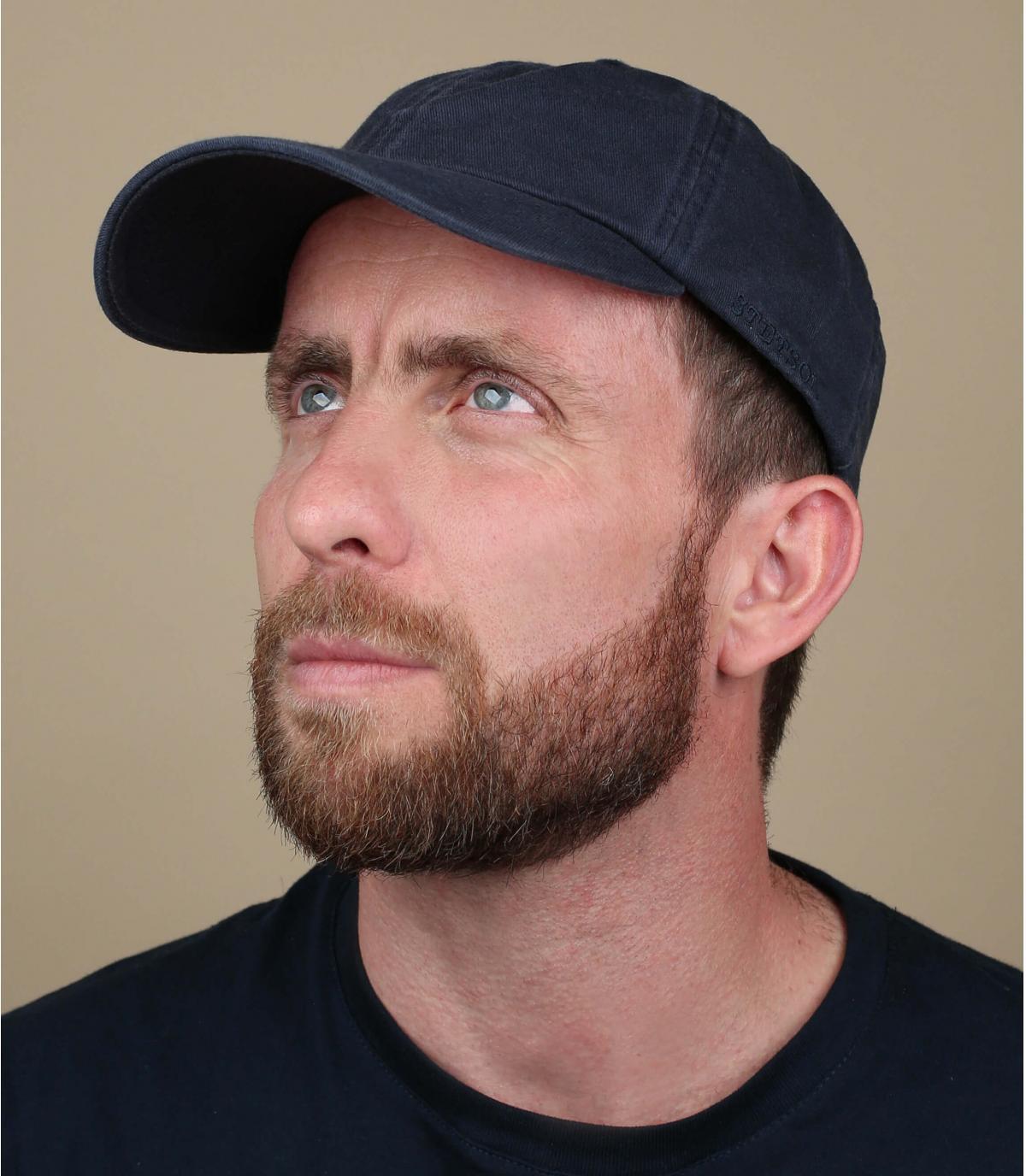 baseball cap stetson marine
