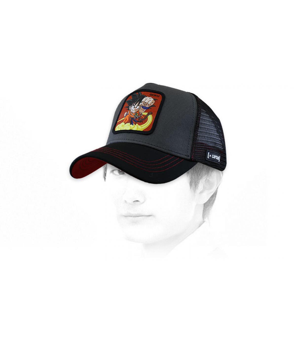 Trucker DBZ Goku