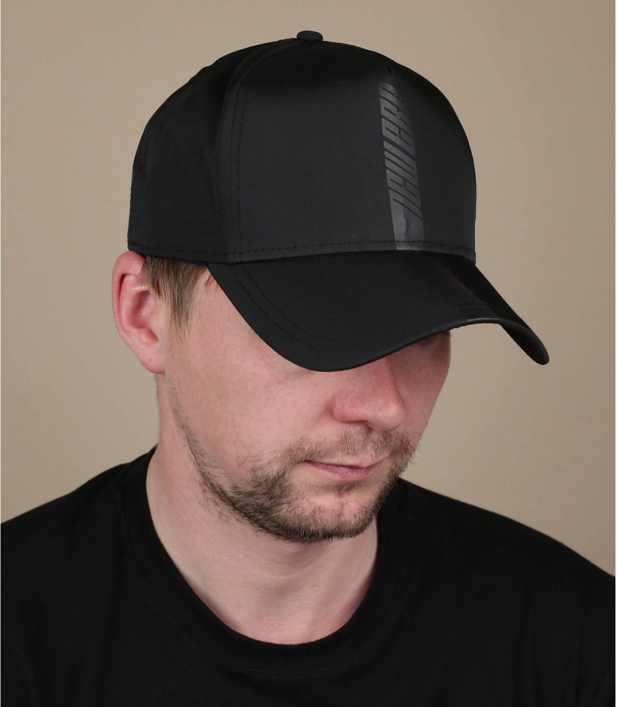 Cap New Era schwarz