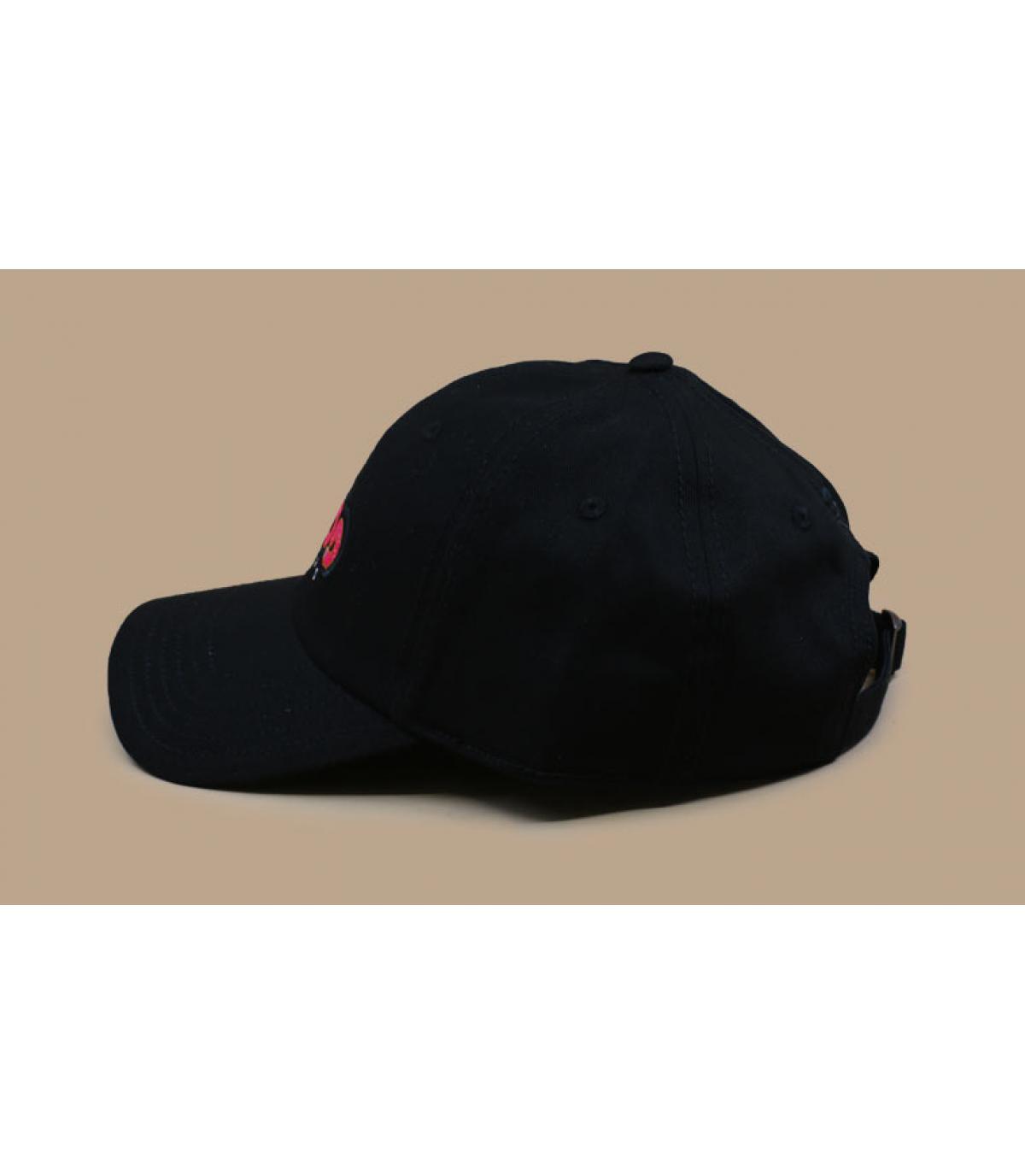 Details Munchies Times Curved Cap black - Abbildung 4