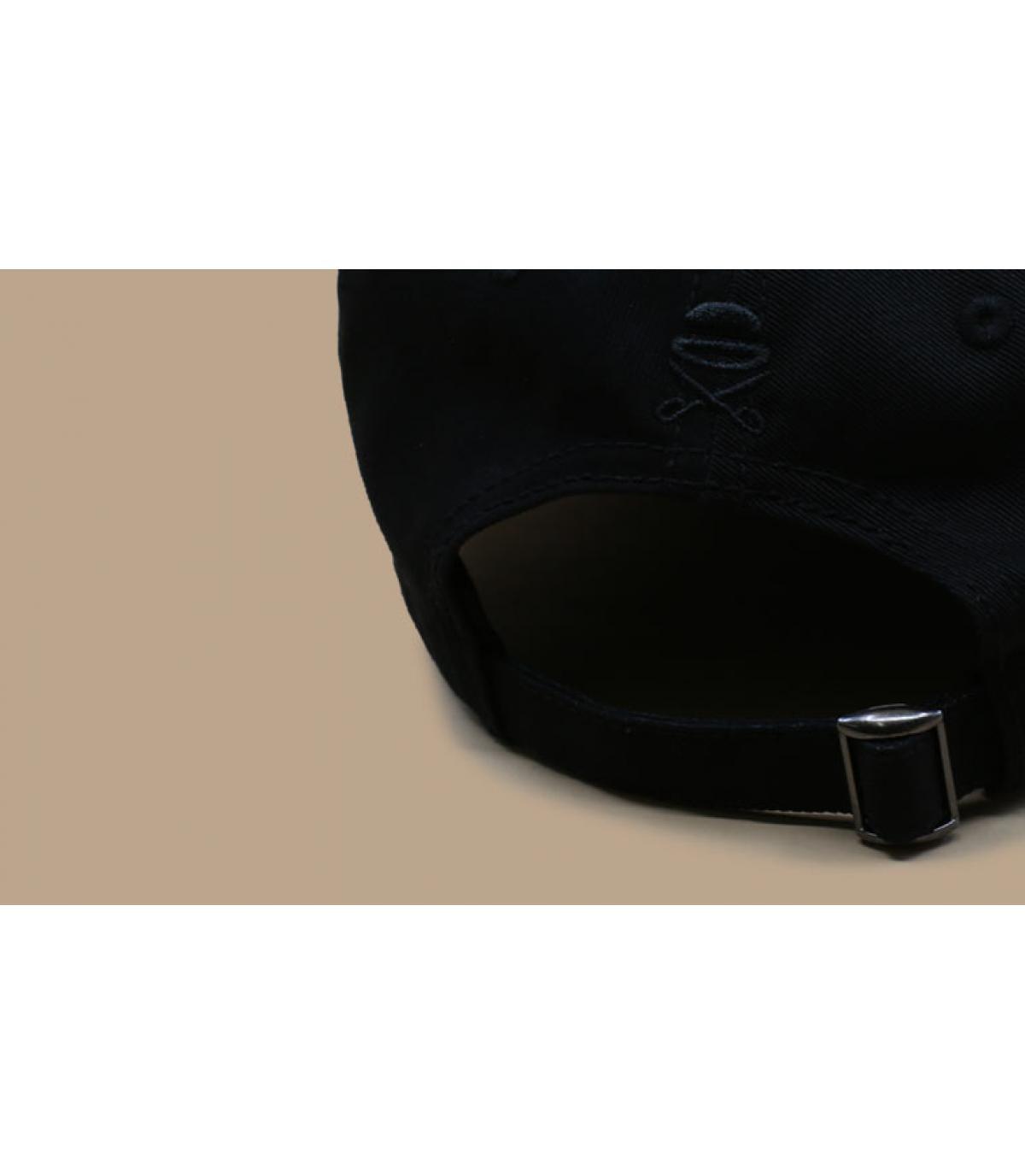 Details Munchies Times Curved Cap black - Abbildung 5