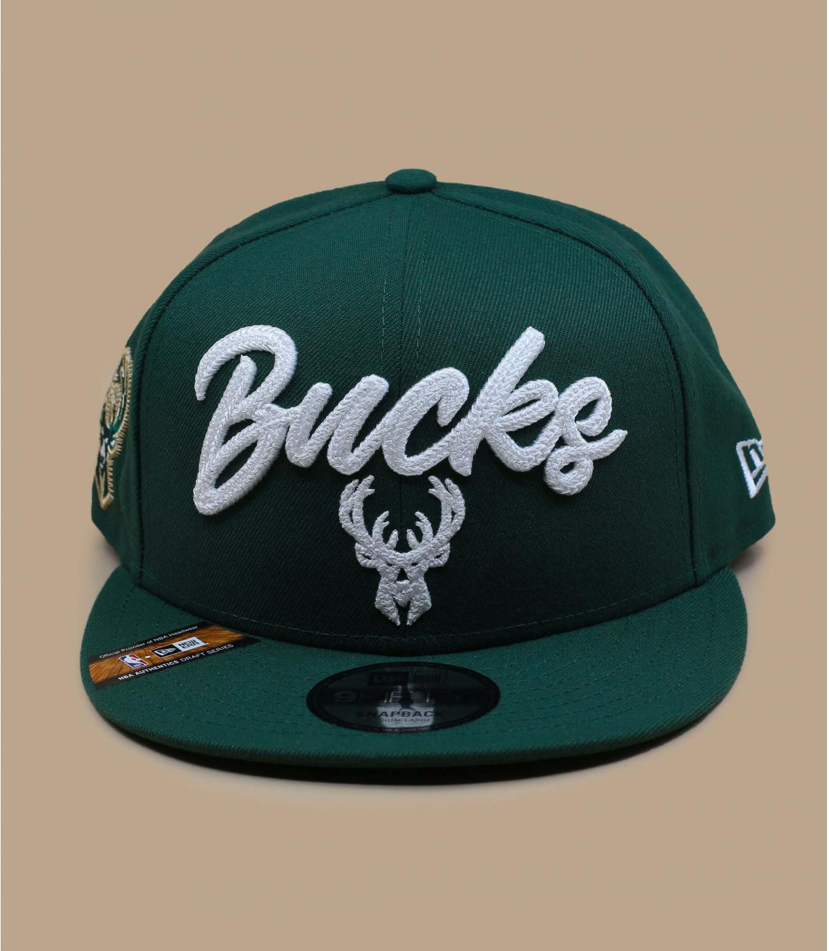 Details Snapback NBA Draft Bucks  950 - Abbildung 2