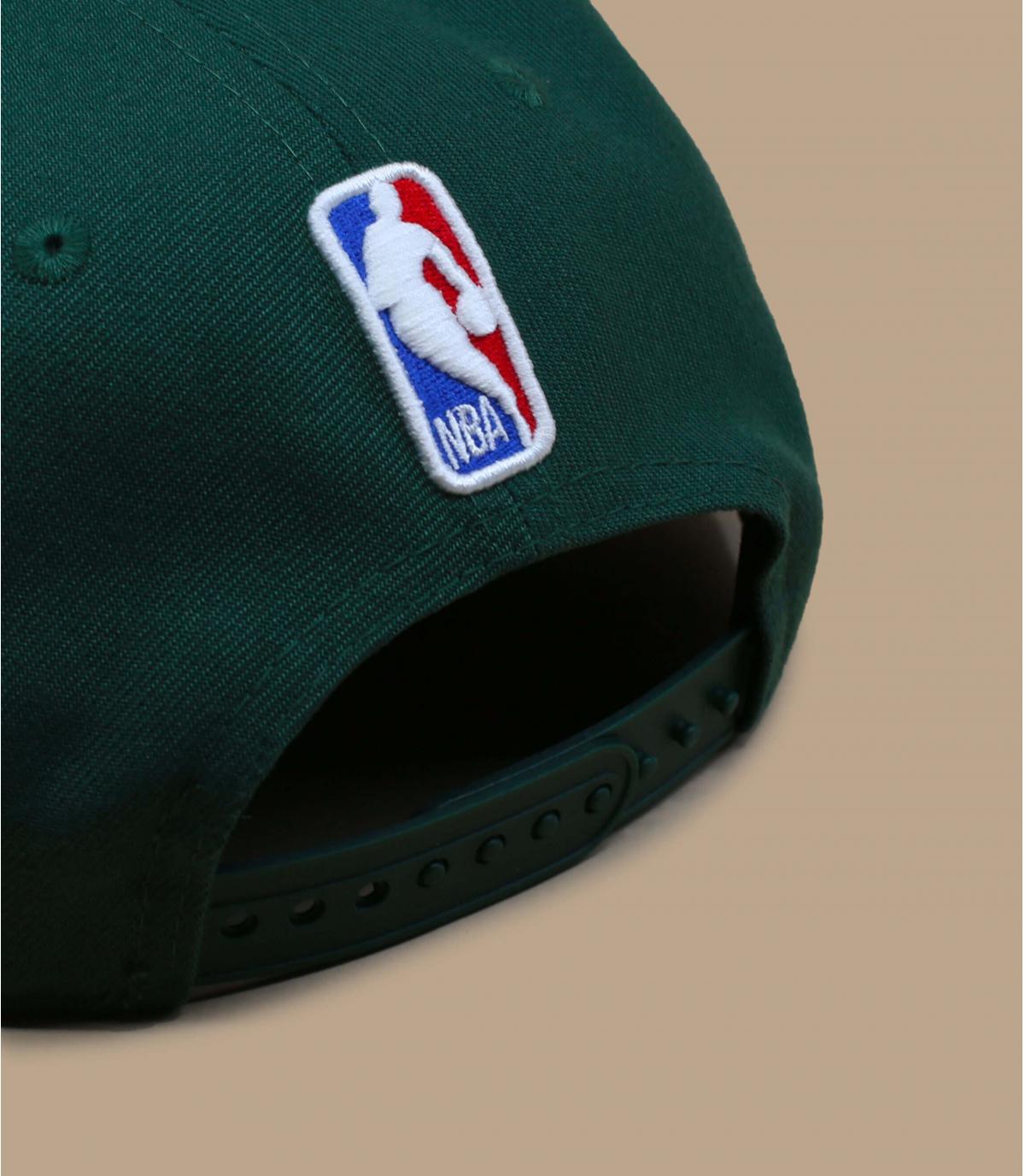 Details Snapback NBA Draft Bucks  950 - Abbildung 4
