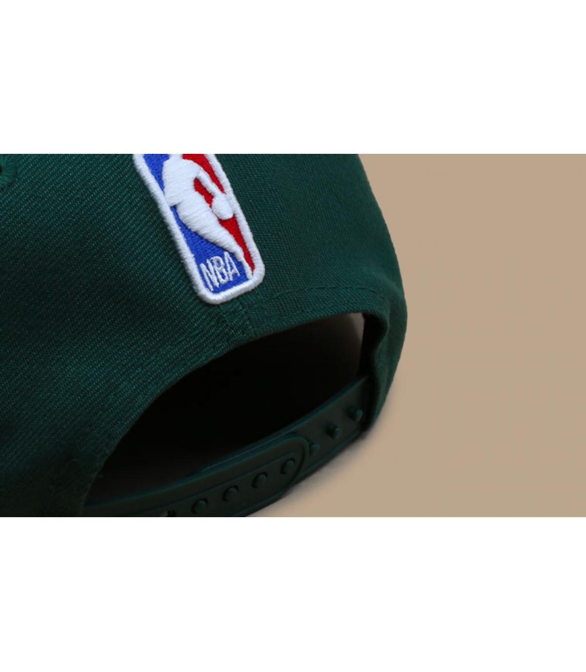 Details Snapback NBA Draft Bucks  950 - Abbildung 5