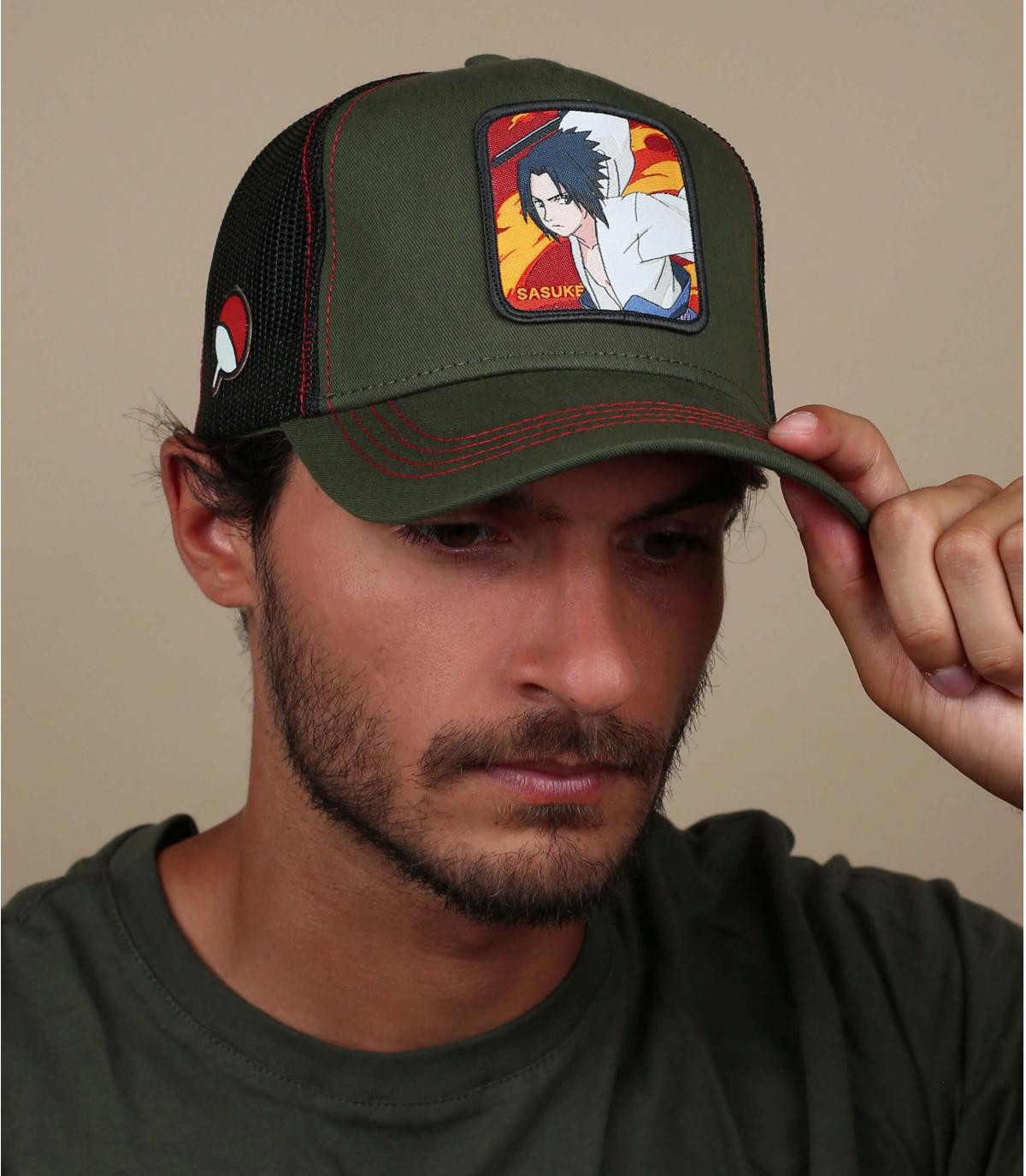 Cap Sasuke