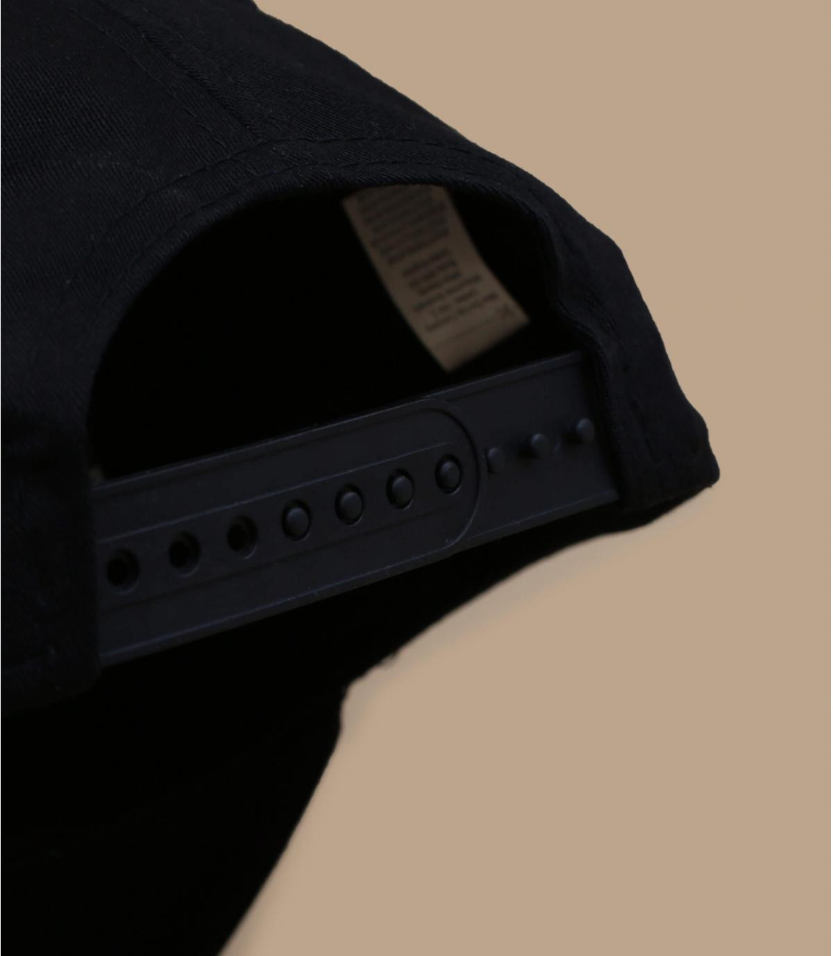 Details Cap Outdoors 950 Stretch black - Abbildung 3
