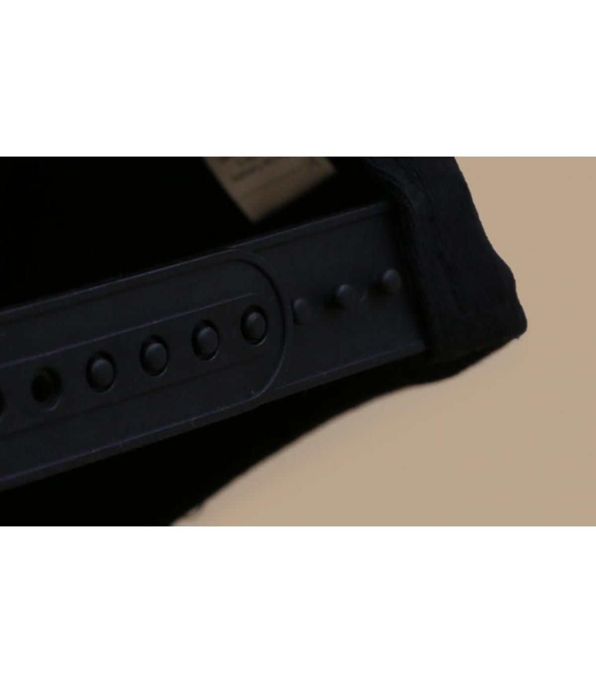 Details Cap Outdoors 950 Stretch black - Abbildung 5