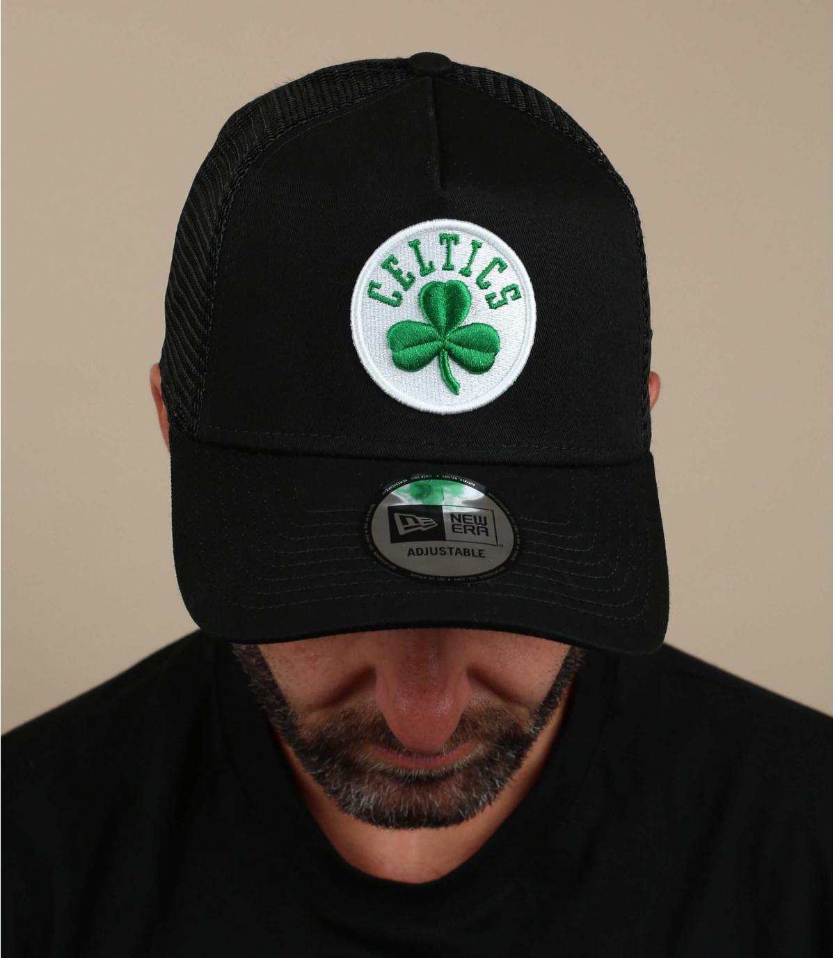 trucker schwarz Celtics