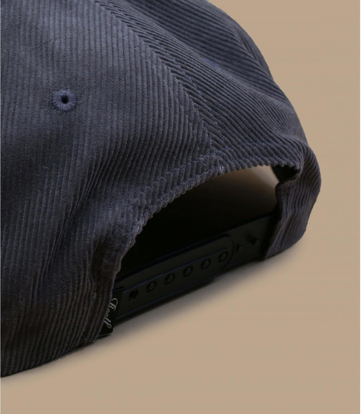 Details Pitchout charcoal washed olive - Abbildung 4