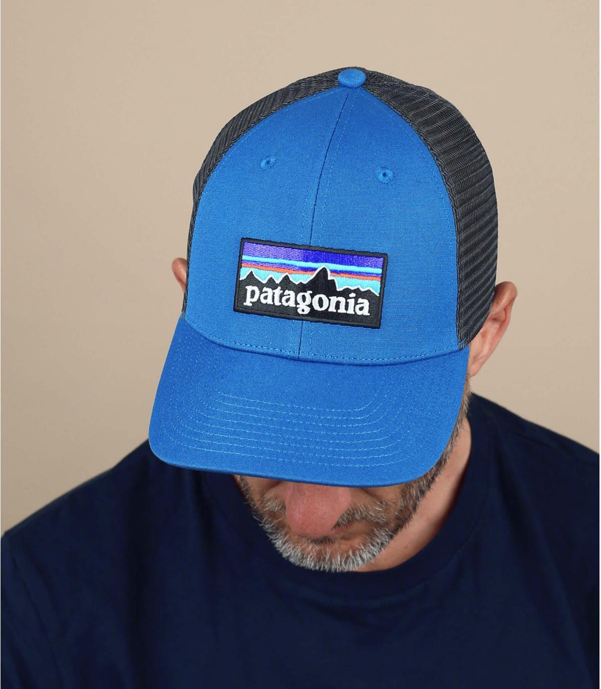 Trucker Cap Patagonia blau