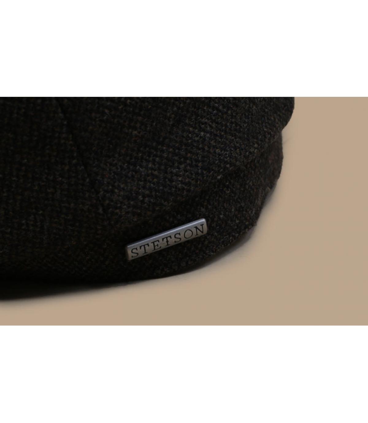 Details Hatteras Wool brown - Abbildung 3