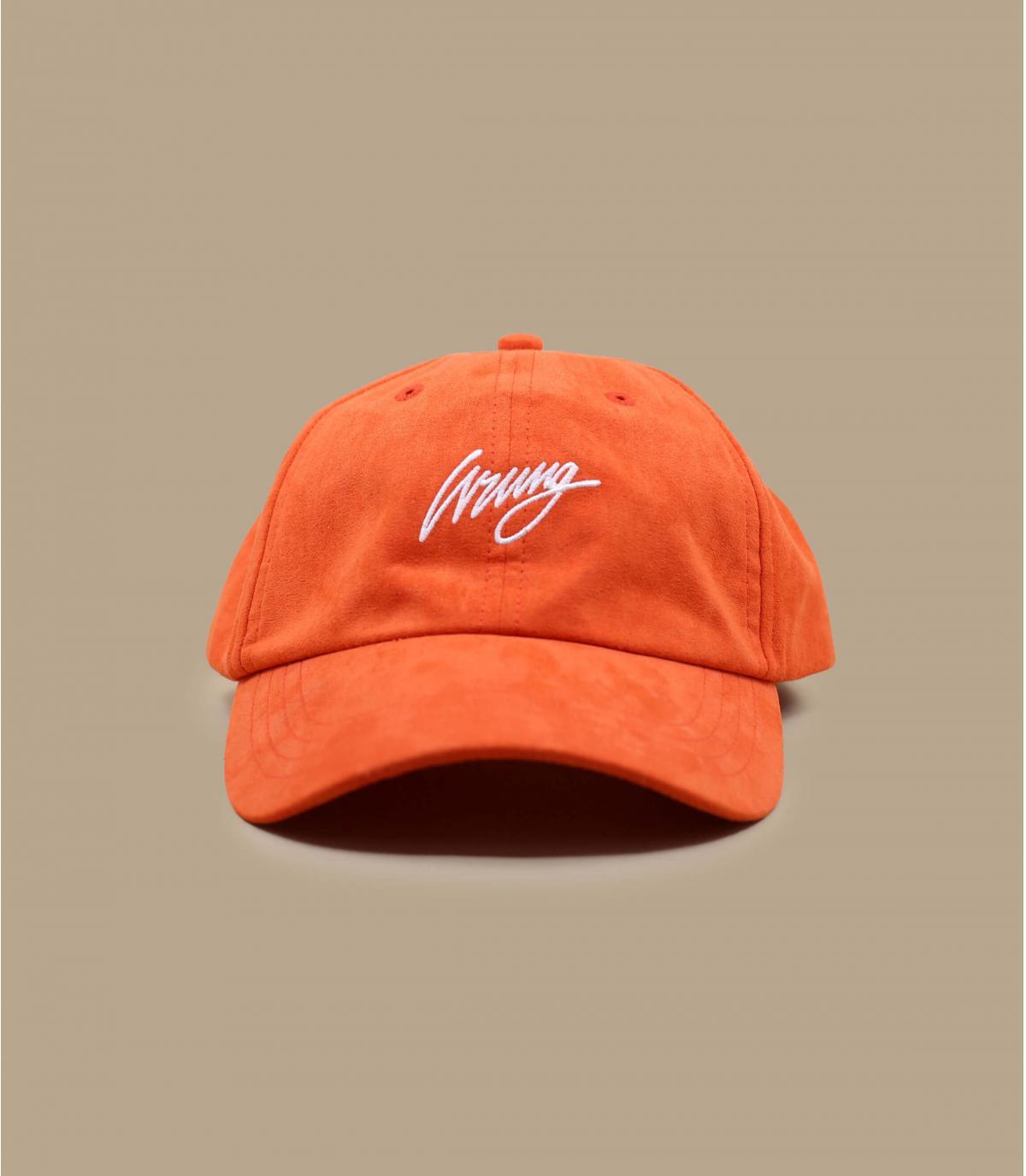 Cap orange Wrung