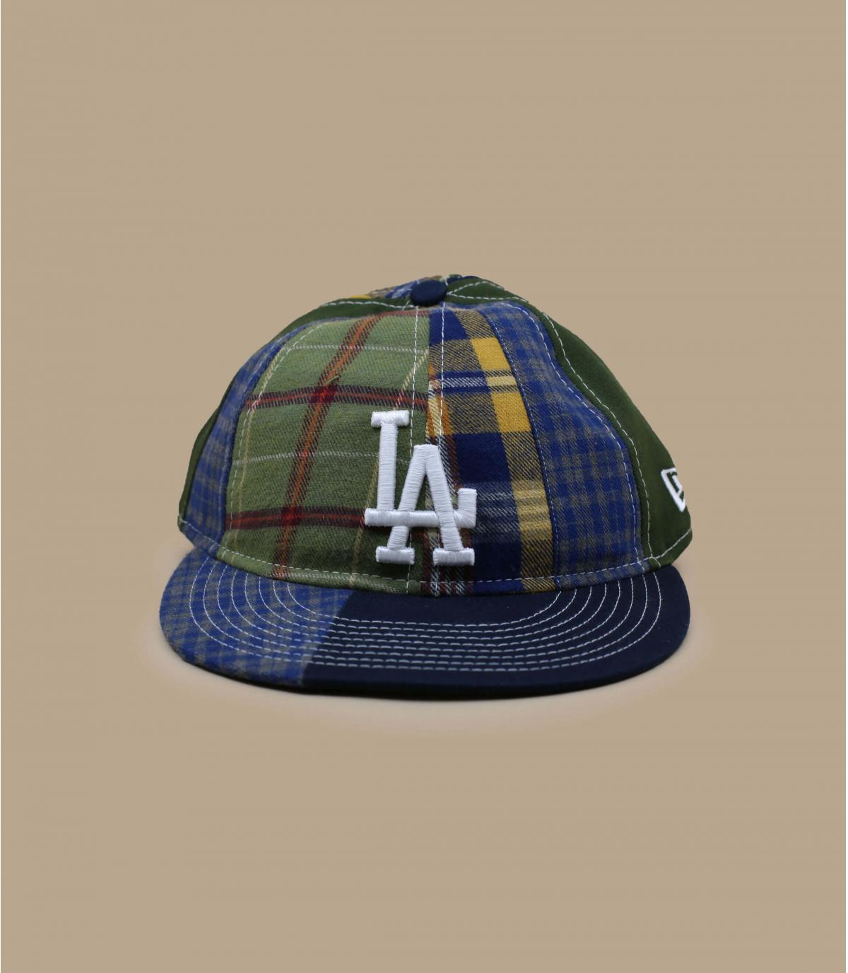 Cap LA patchwork