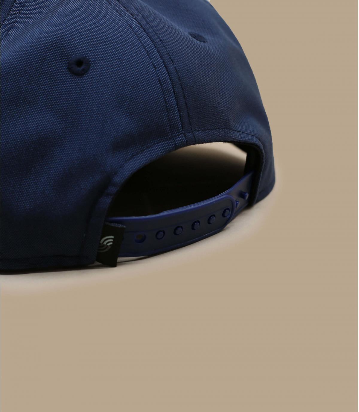 Details Snapback Recycled navy - Abbildung 4
