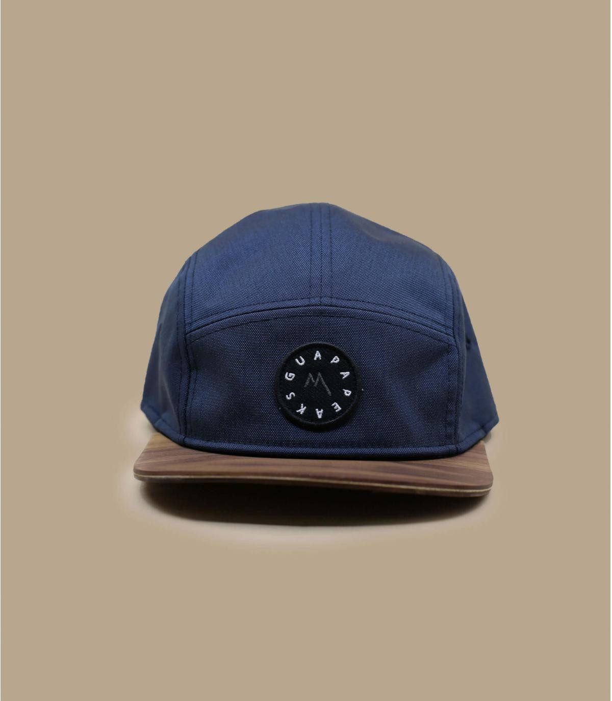 Details 5Panel Recycled navy - Abbildung 2