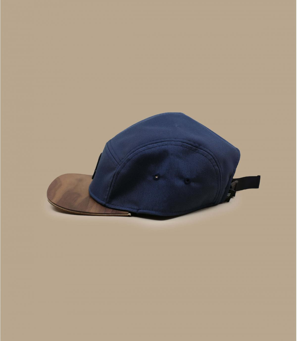 Details 5Panel Recycled navy - Abbildung 3