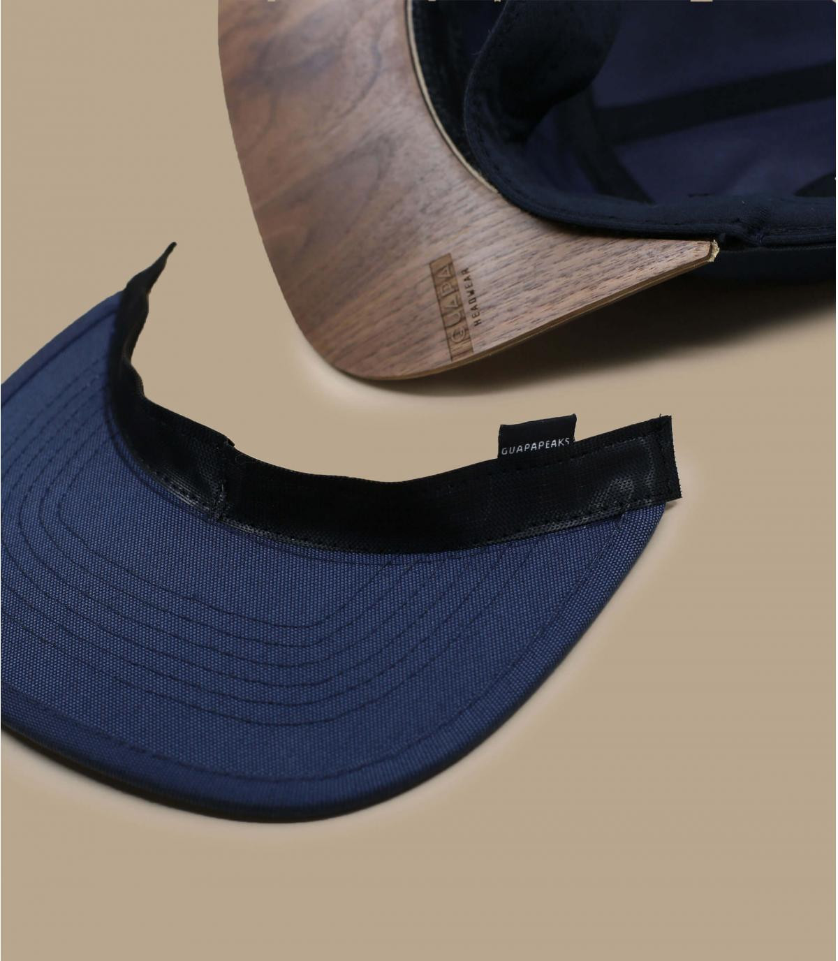 Details 5Panel Recycled navy - Abbildung 5
