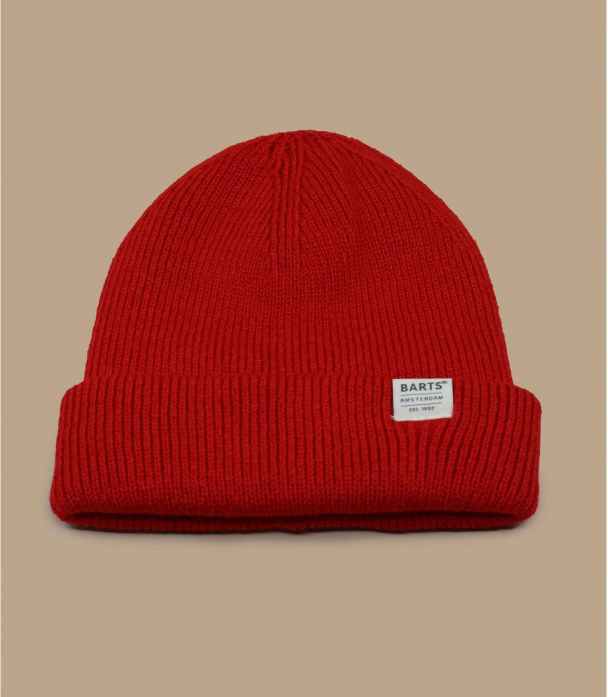 Docker Mütze rot Barts