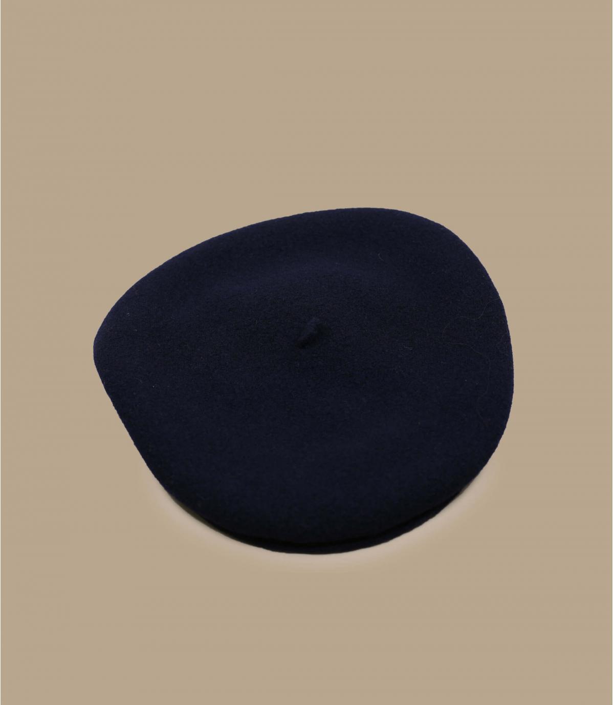 Details Flatcap 1840 marineblau - Abbildung 2