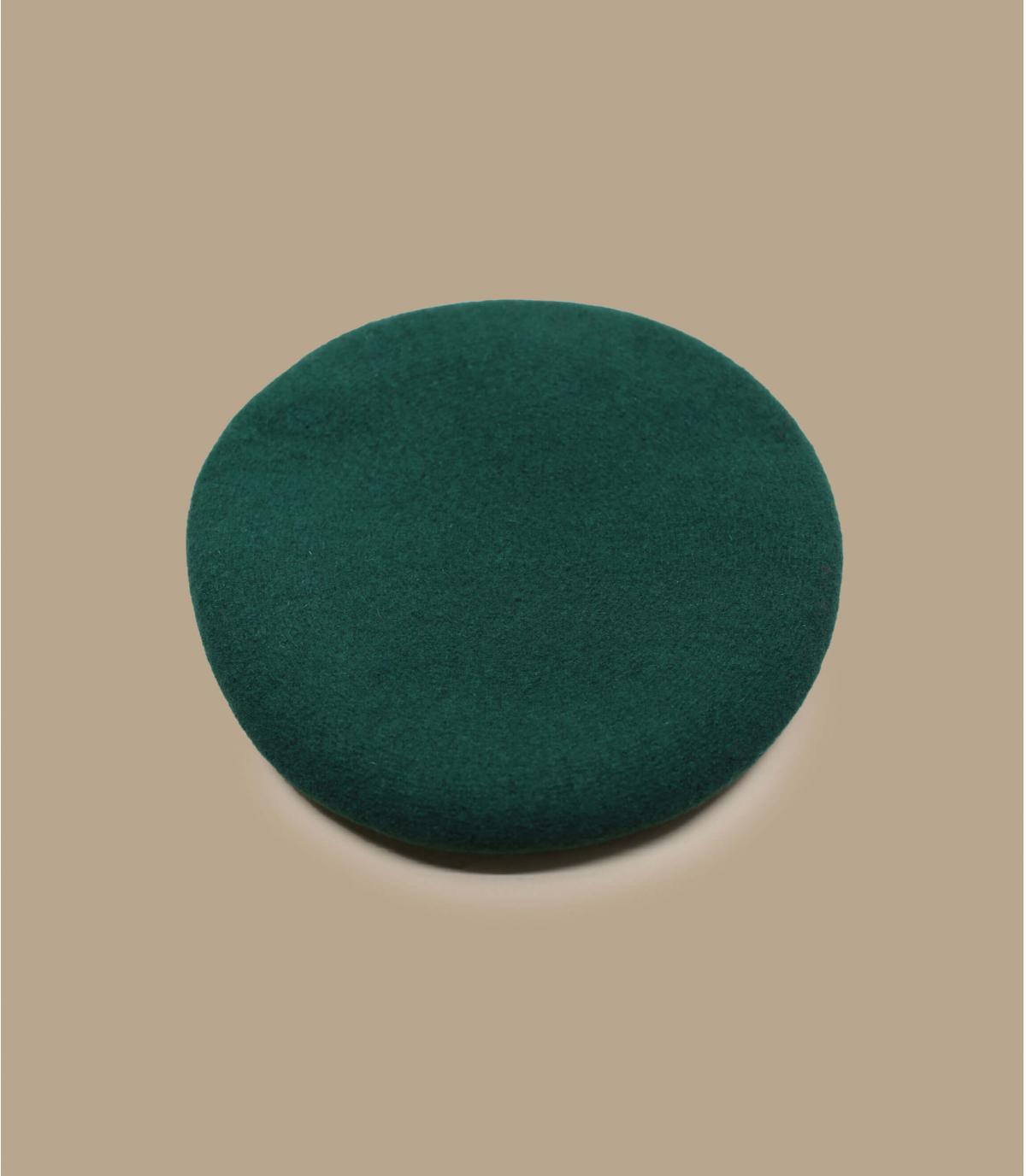 Baskenmütze commando Légion grün