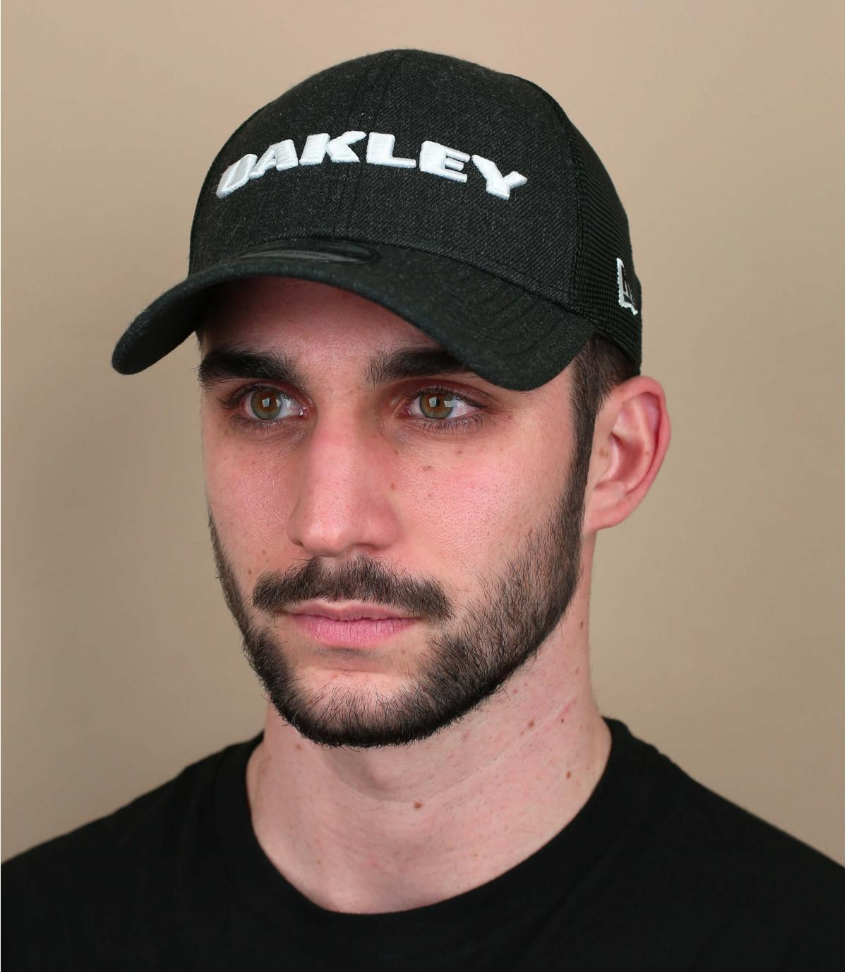 Trucker Cap Oakley schwarz