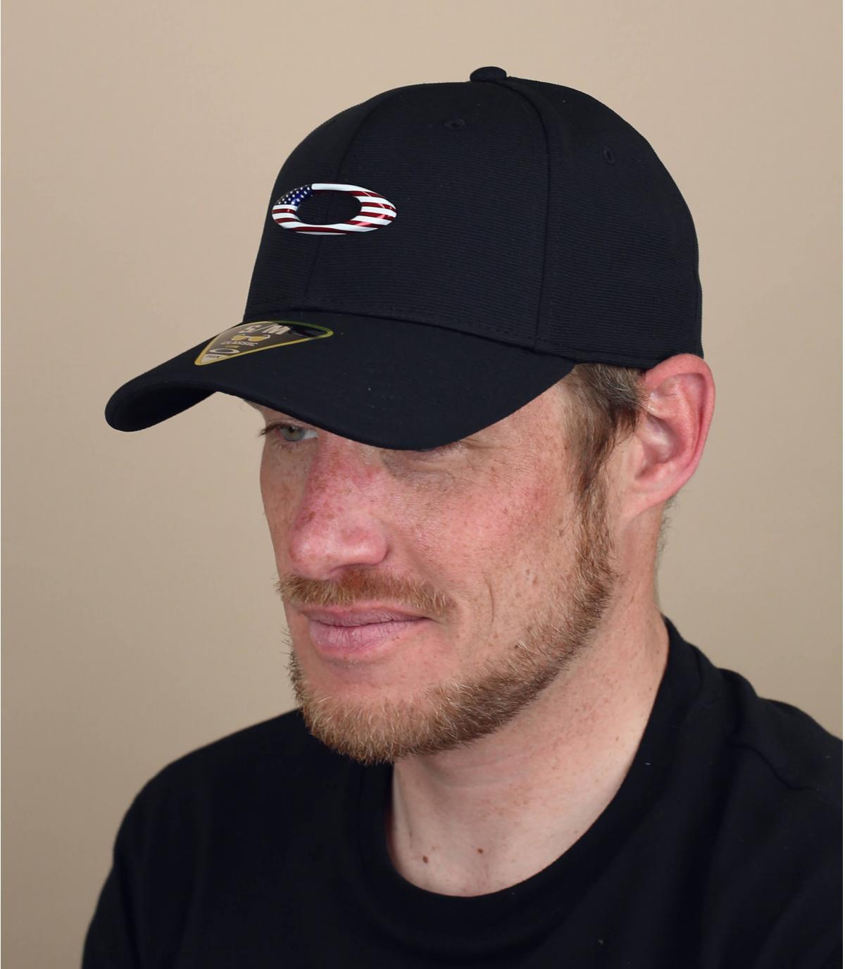 Baseball Cap Logo Oakley