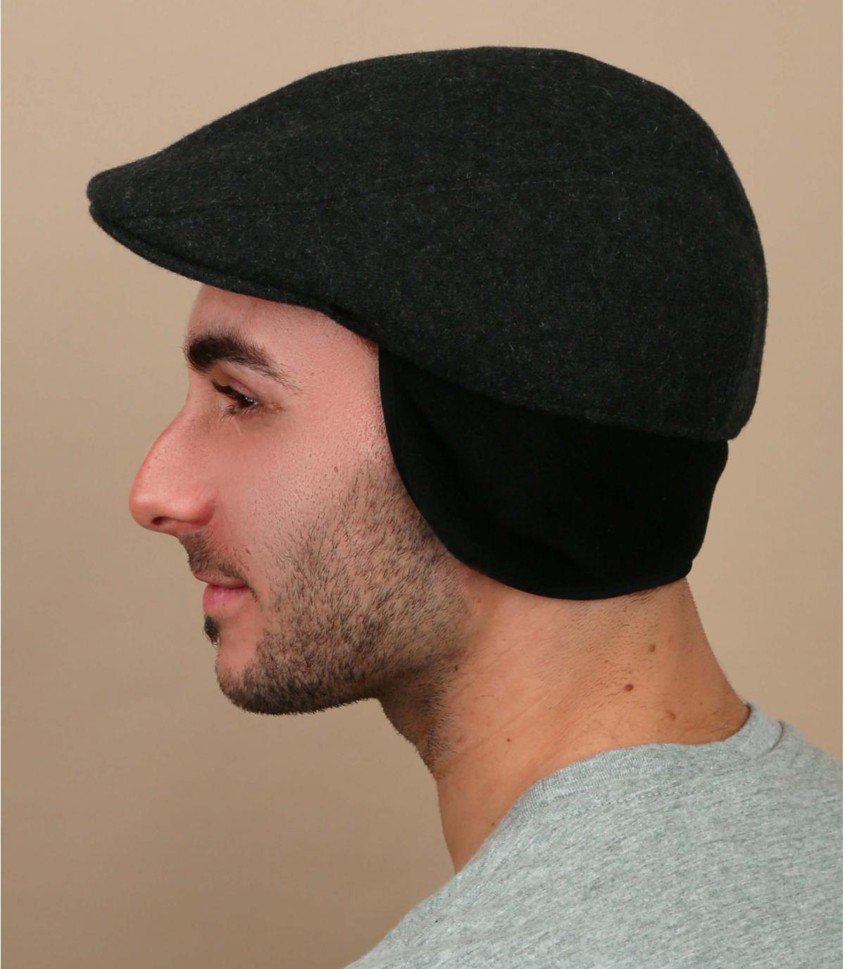 Flatcap Wolle