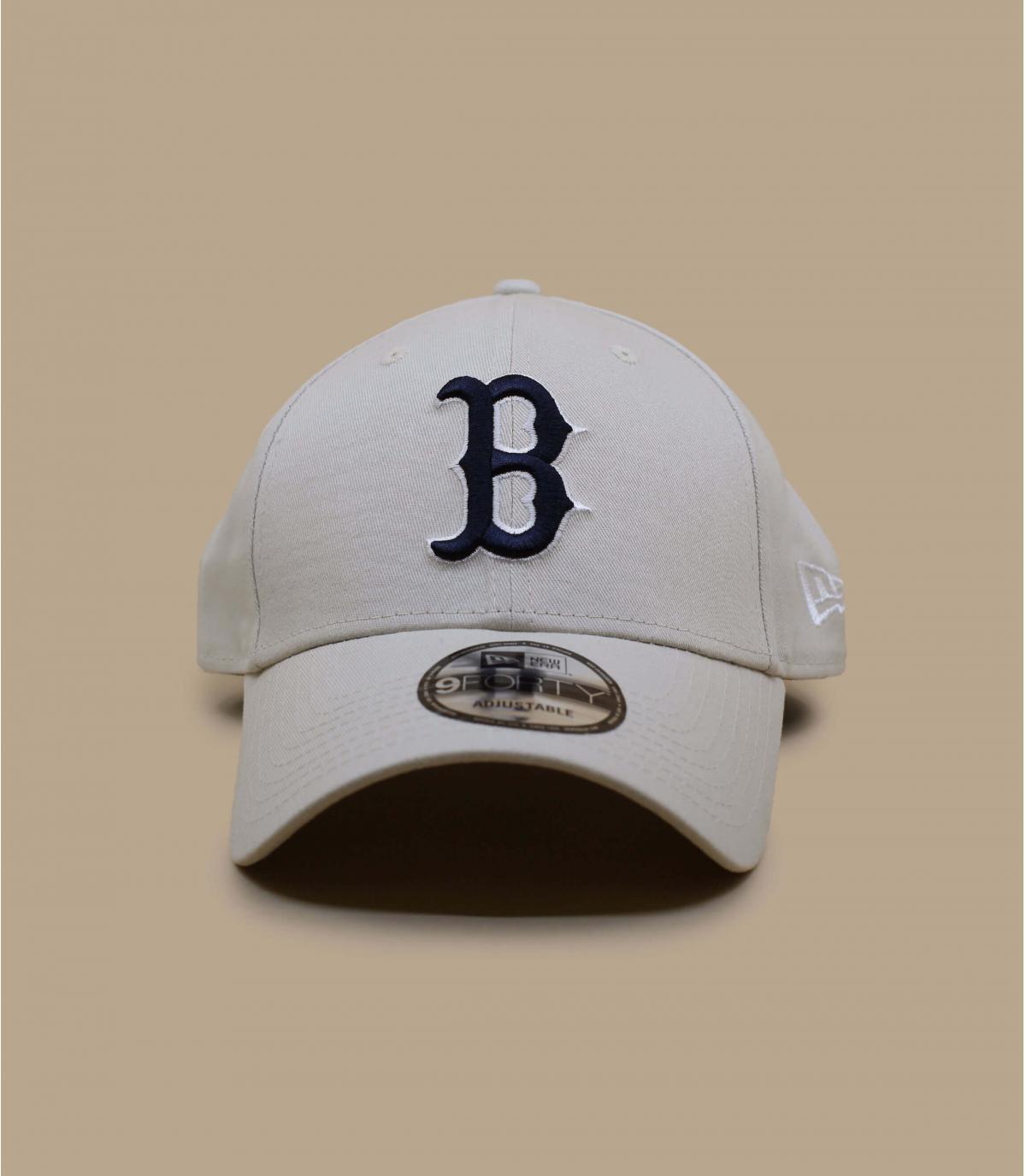 Details Cap League Ess 940 Boston stone navy - Abbildung 2