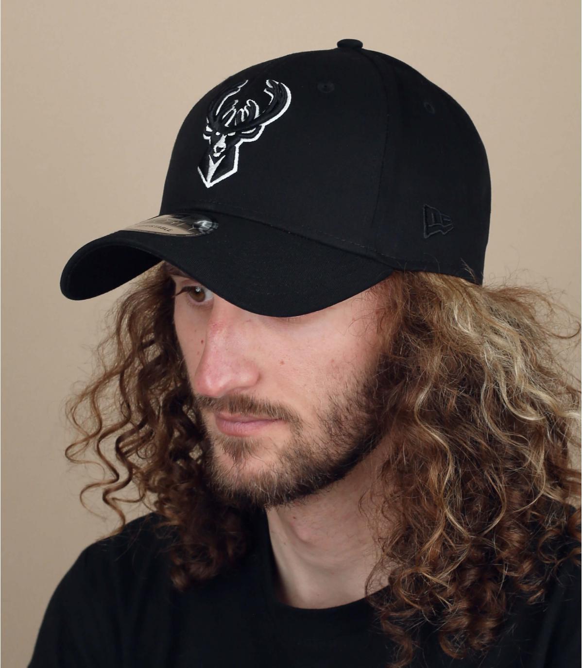 Cap Bucks schwarz