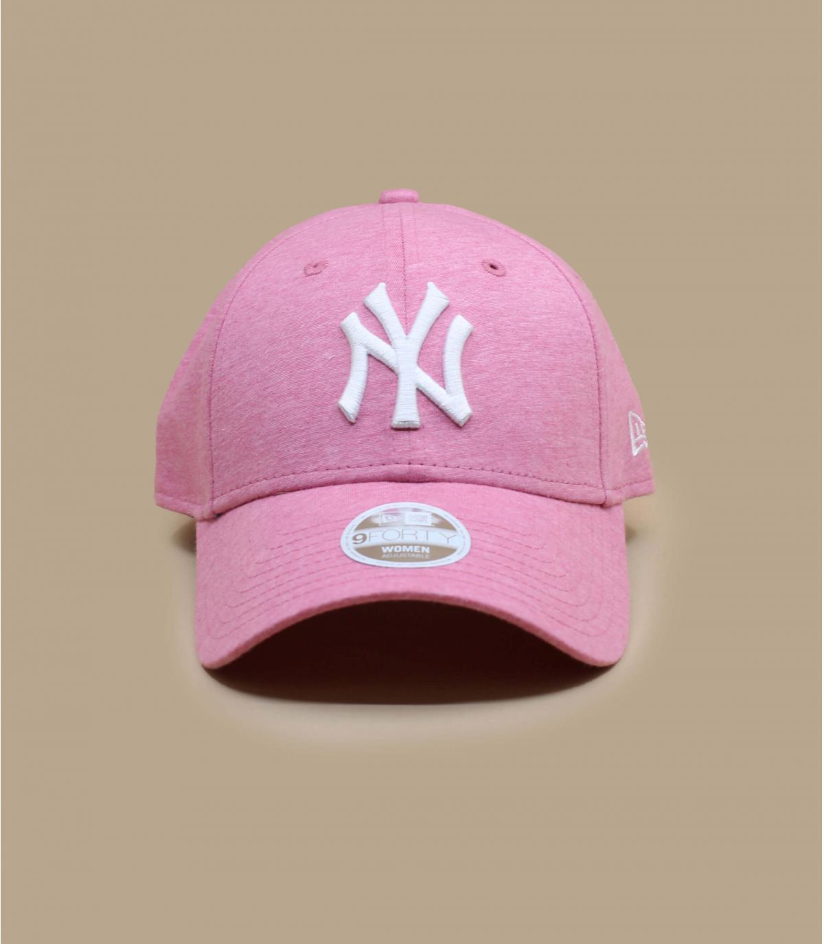 Details Cap Wmn Jersey Ess 940 NY pink - Abbildung 2