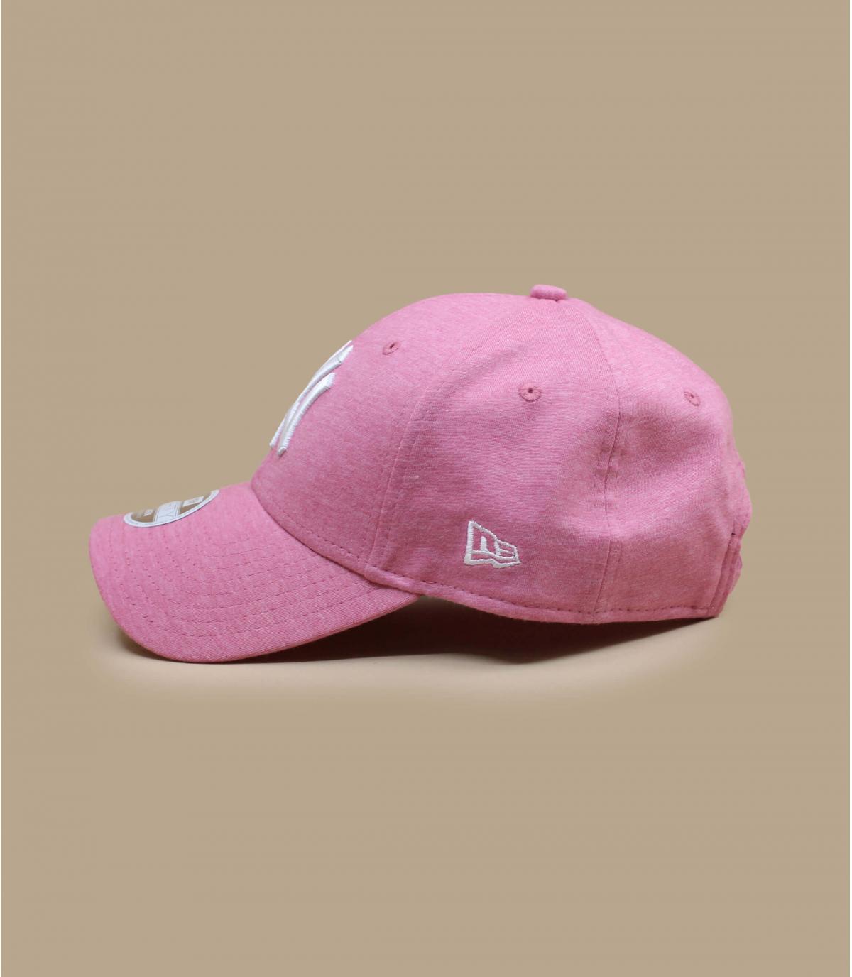 Details Cap Wmn Jersey Ess 940 NY pink - Abbildung 3