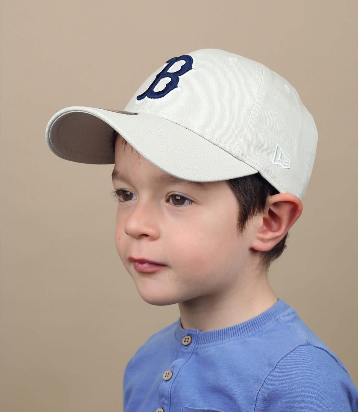 Kinder Cap B beige