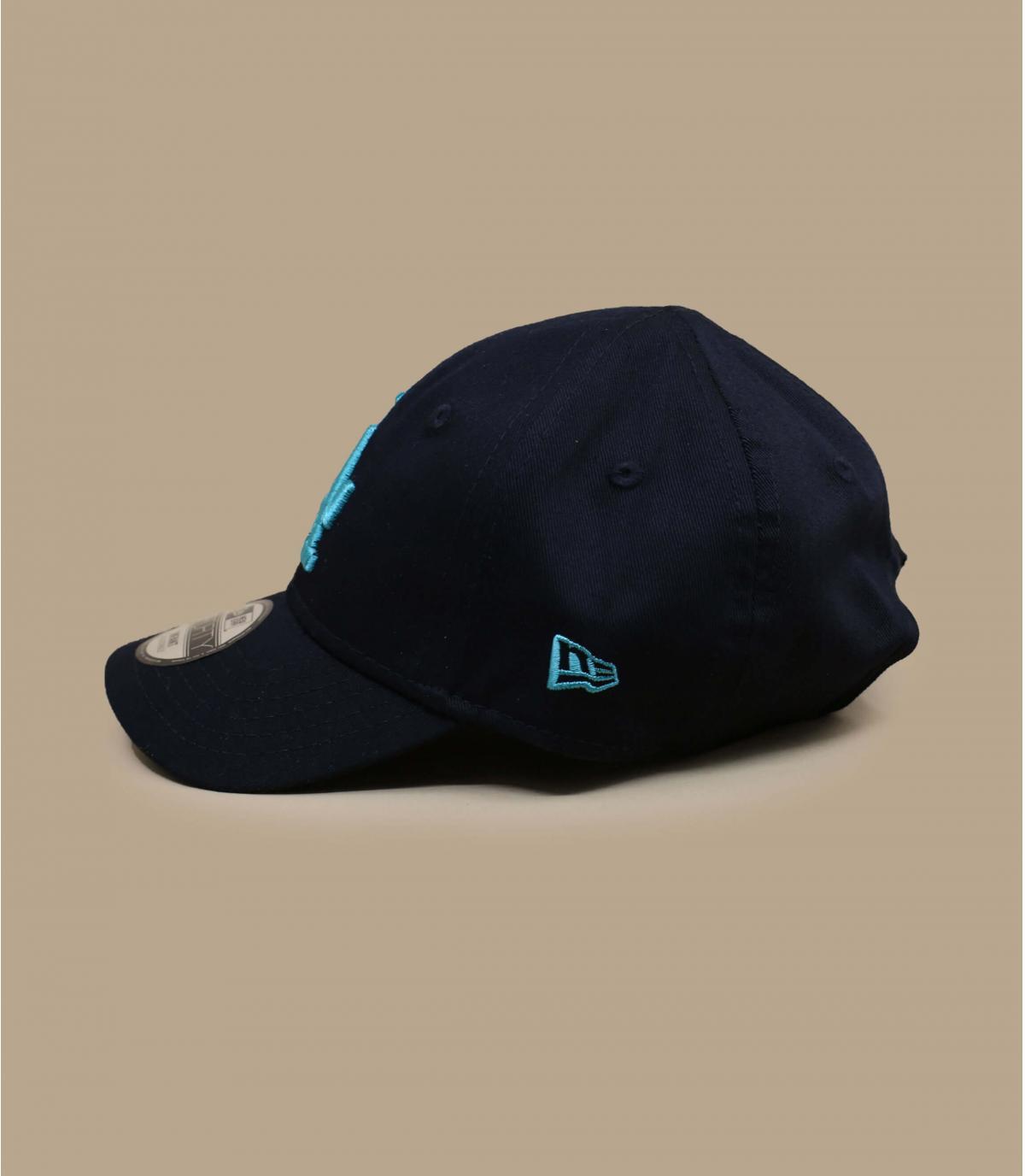 Baby Cap LA blau