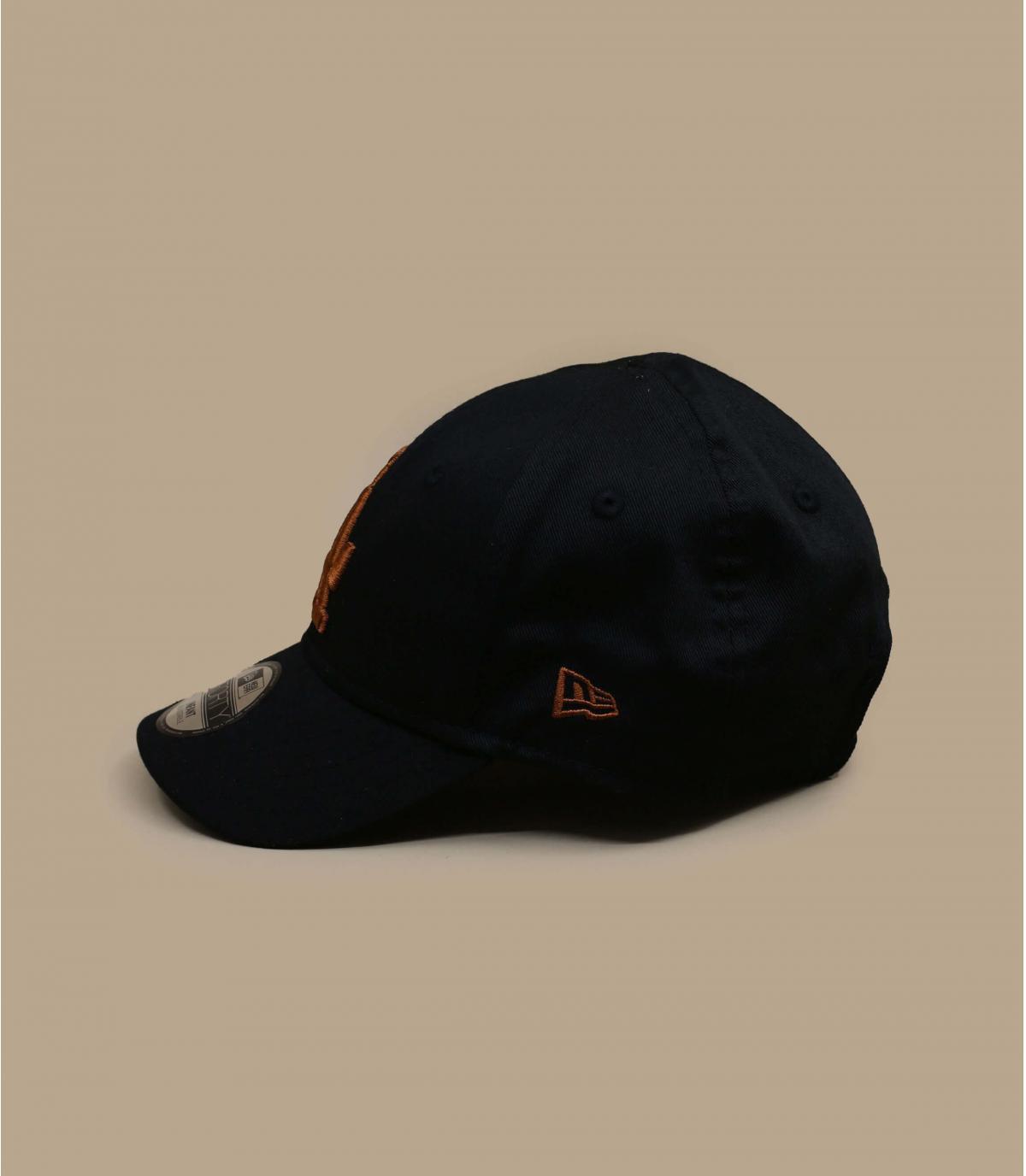 Baby Cap LA schwarz