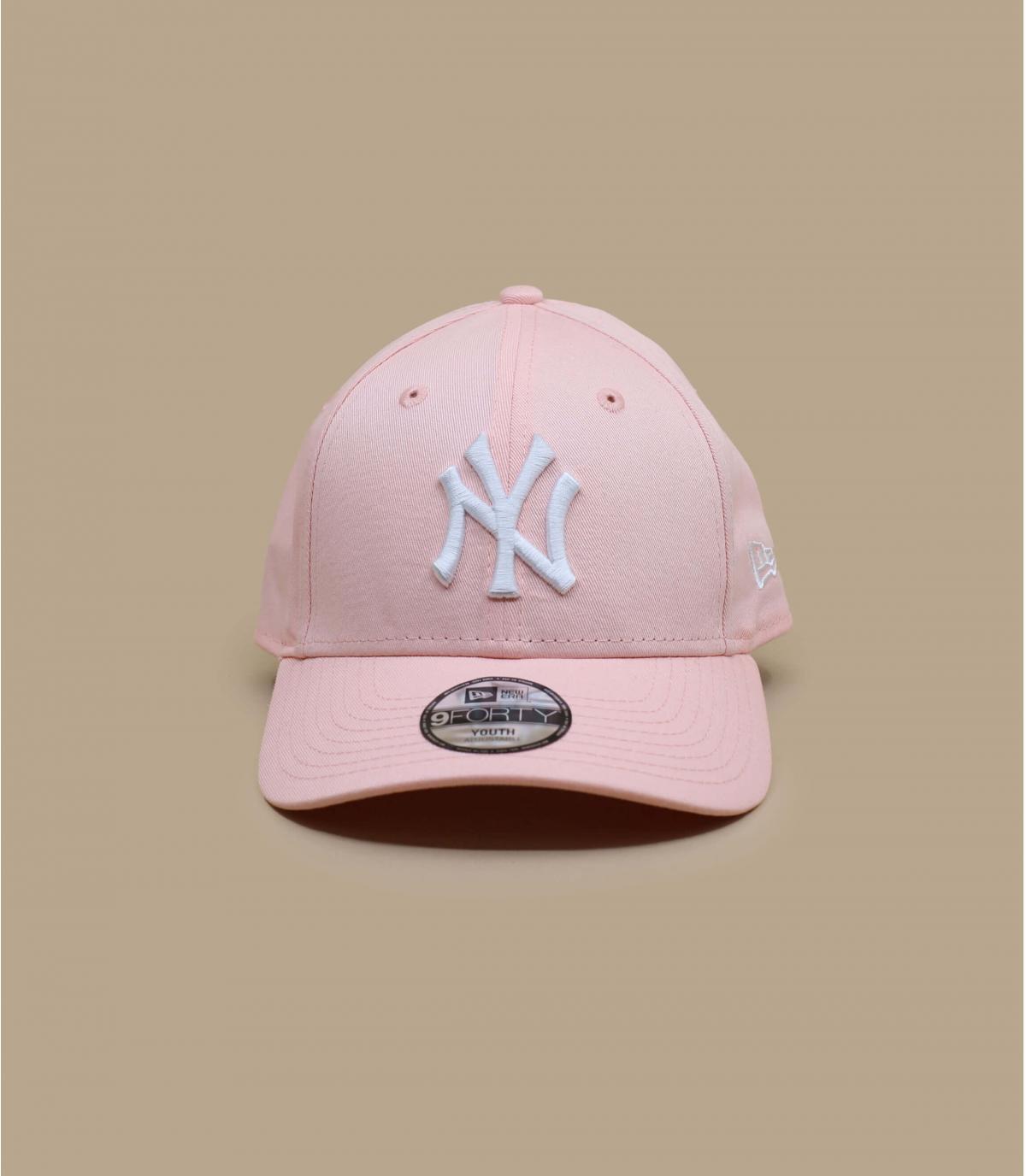 Details Cap Kids NY League Ess 940 pink limonade - Abbildung 2